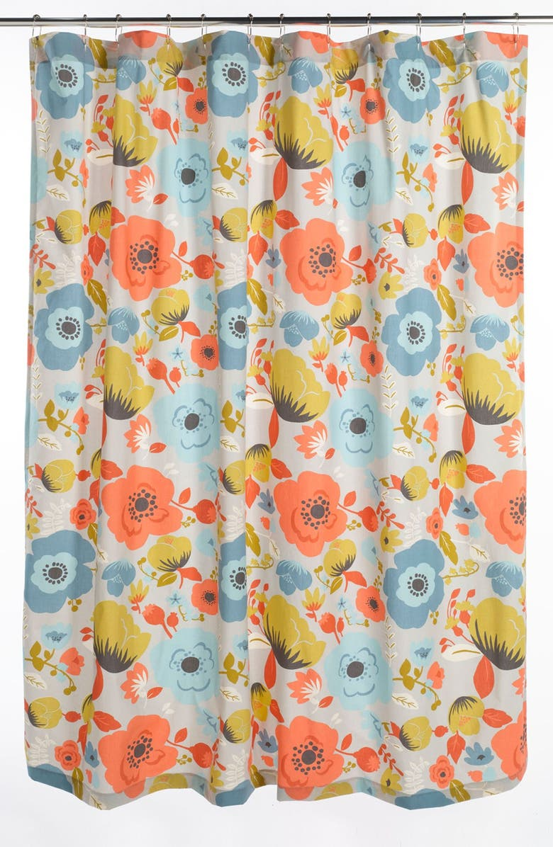 Nordstrom At Home Poppy Shower Curtain Online Only