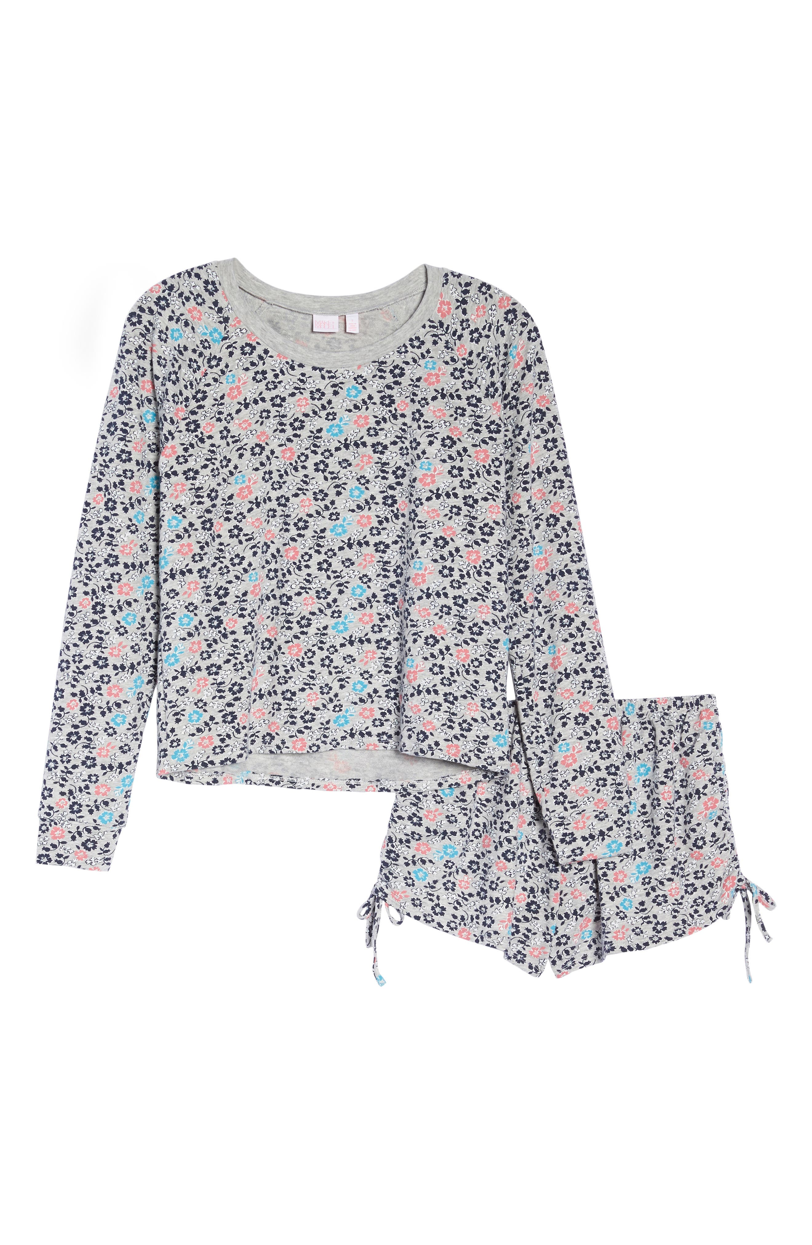 Short Pajamas,                             Alternate thumbnail 6, color,                             030