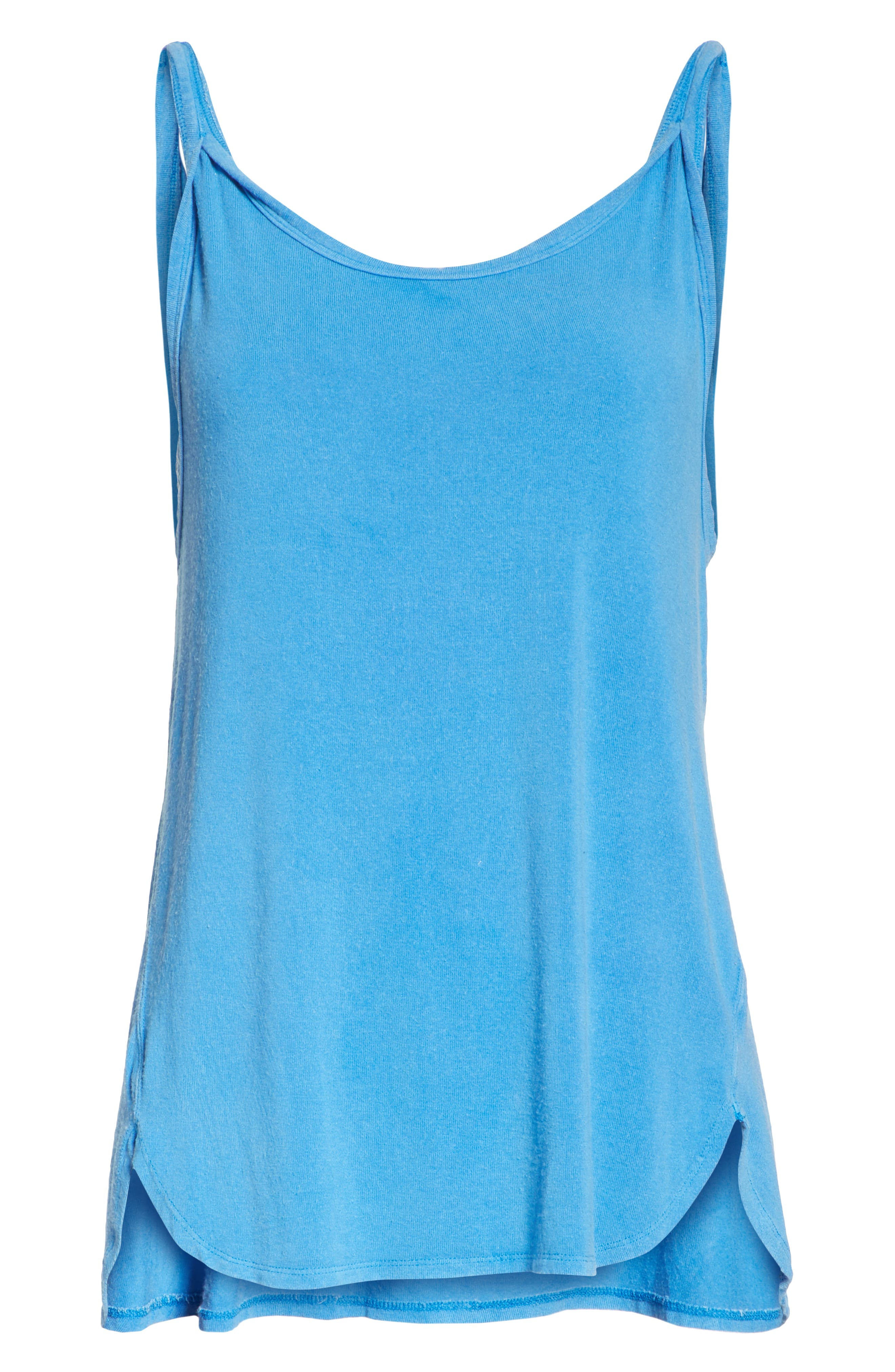 We the Free by Free People Atlantic Tank,                             Alternate thumbnail 6, color,                             BLUE