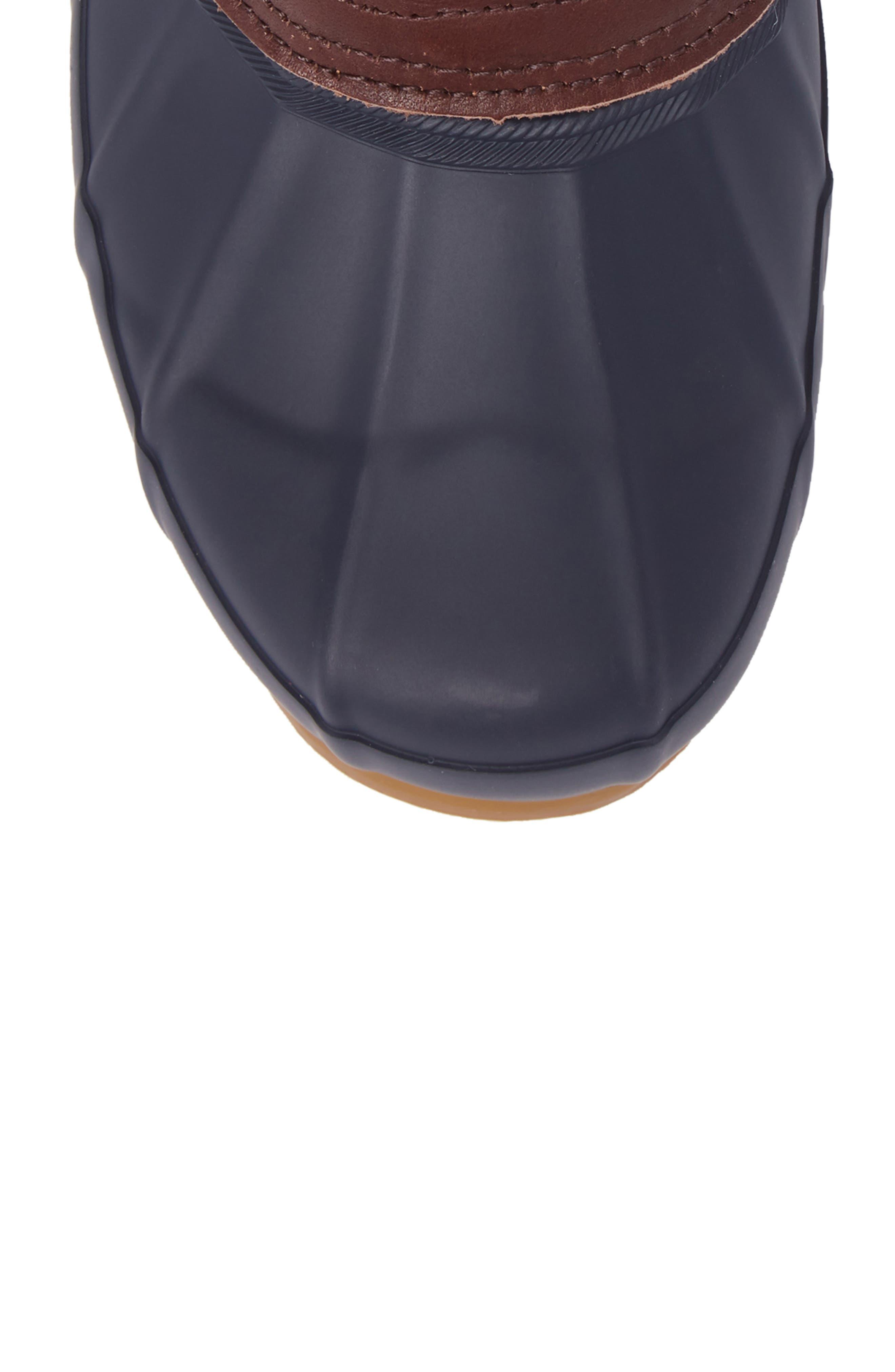 HUNTER,                             Original Pac Waterproof Boot,                             Alternate thumbnail 5, color,                             209