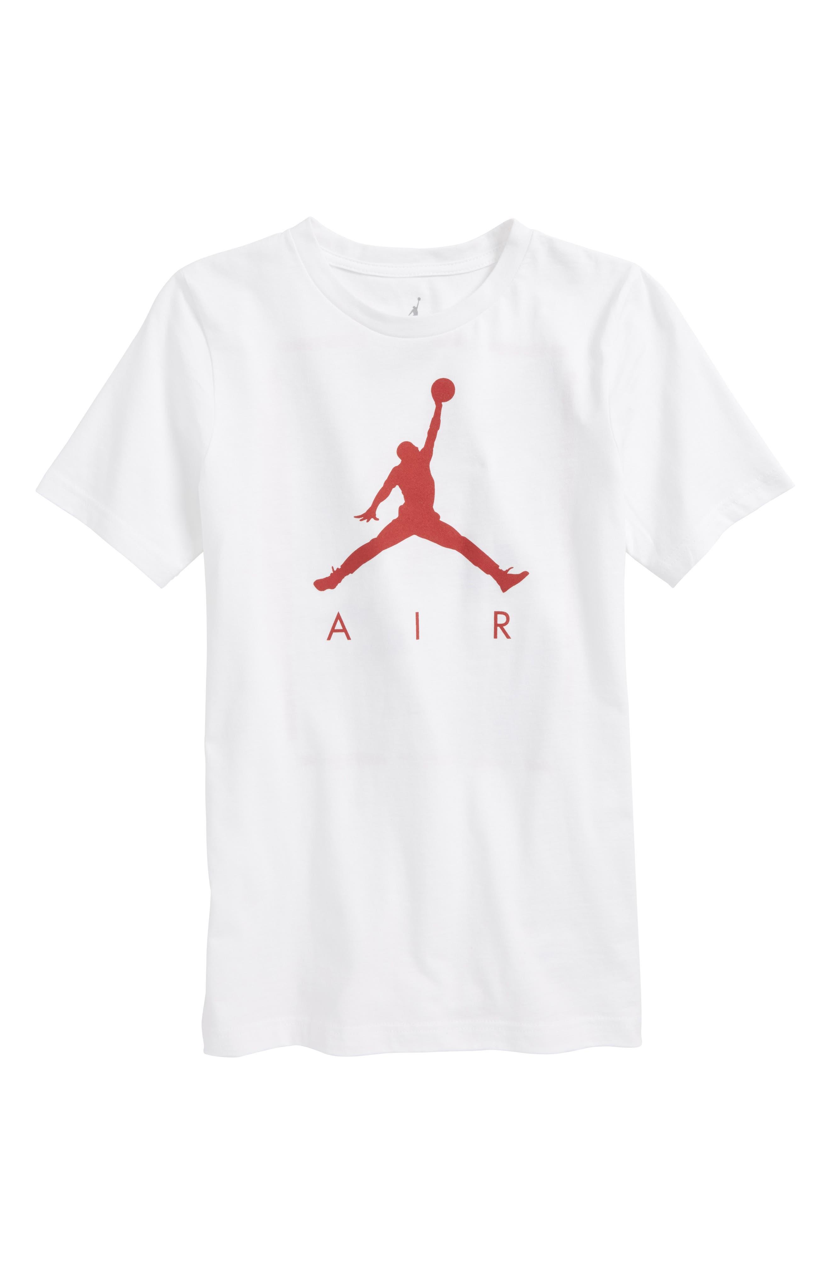 Jordan AJ3 Photo Graphic T-Shirt,                             Main thumbnail 2, color,