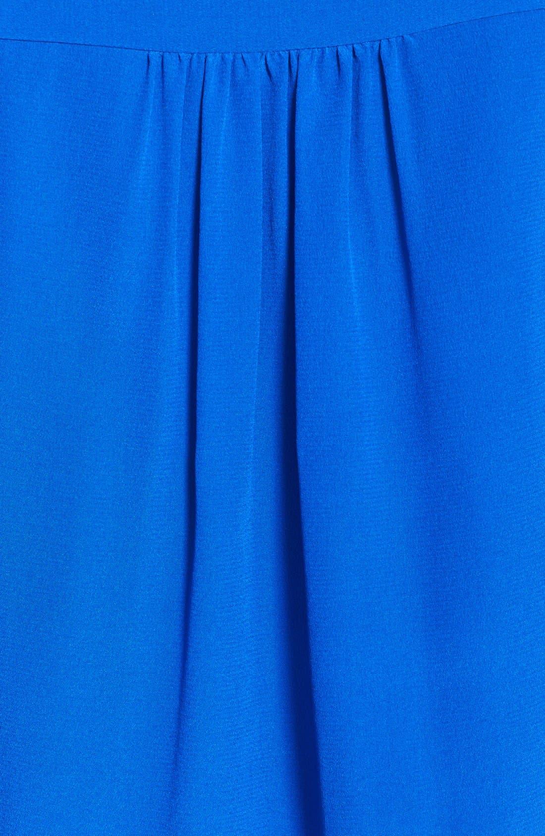 'Lorelei 2' Silk Shirt,                             Alternate thumbnail 3, color,                             430