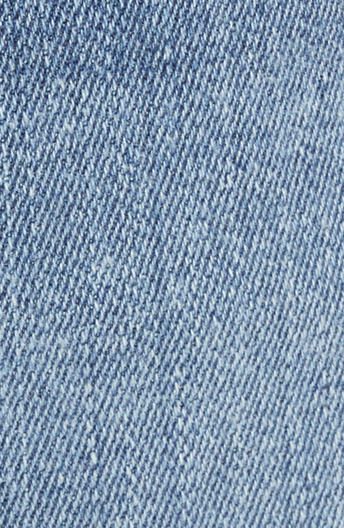Adrien Slim Fit Jeans,                             Alternate thumbnail 5, color,                             VORTEX