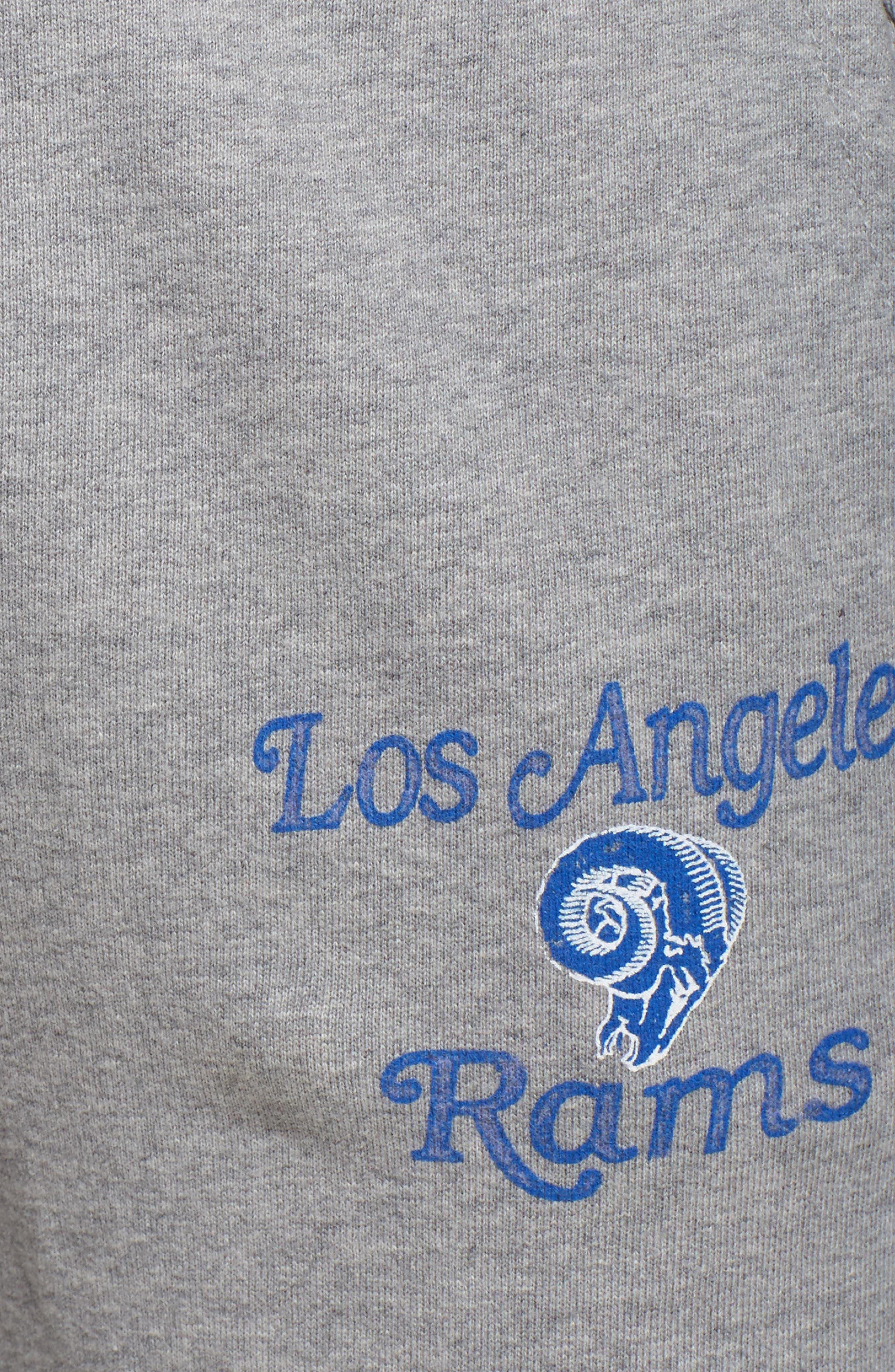 NFL Los Angeles Rams Sunday Sweatpants,                             Alternate thumbnail 5, color,                             028