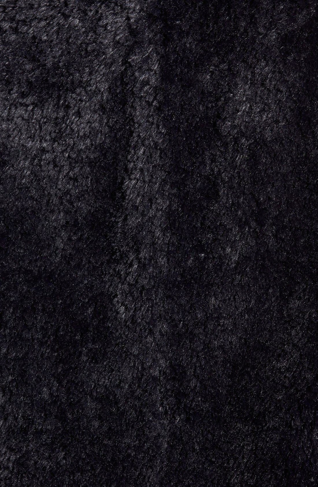 'Teddy Bear' Faux Fur Clutch Coat,                             Alternate thumbnail 10, color,
