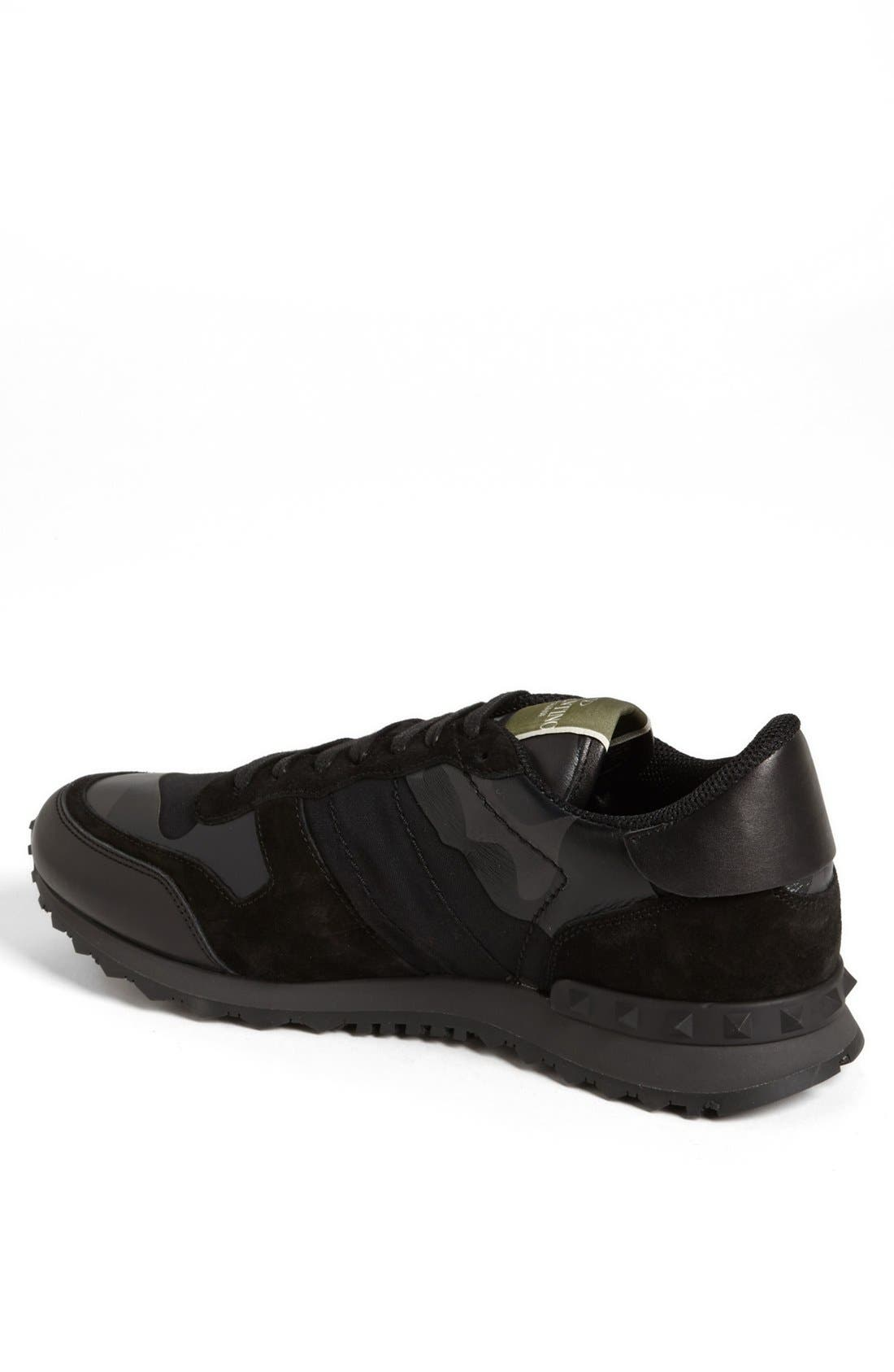 Camouflage Sneaker,                             Alternate thumbnail 2, color,                             001