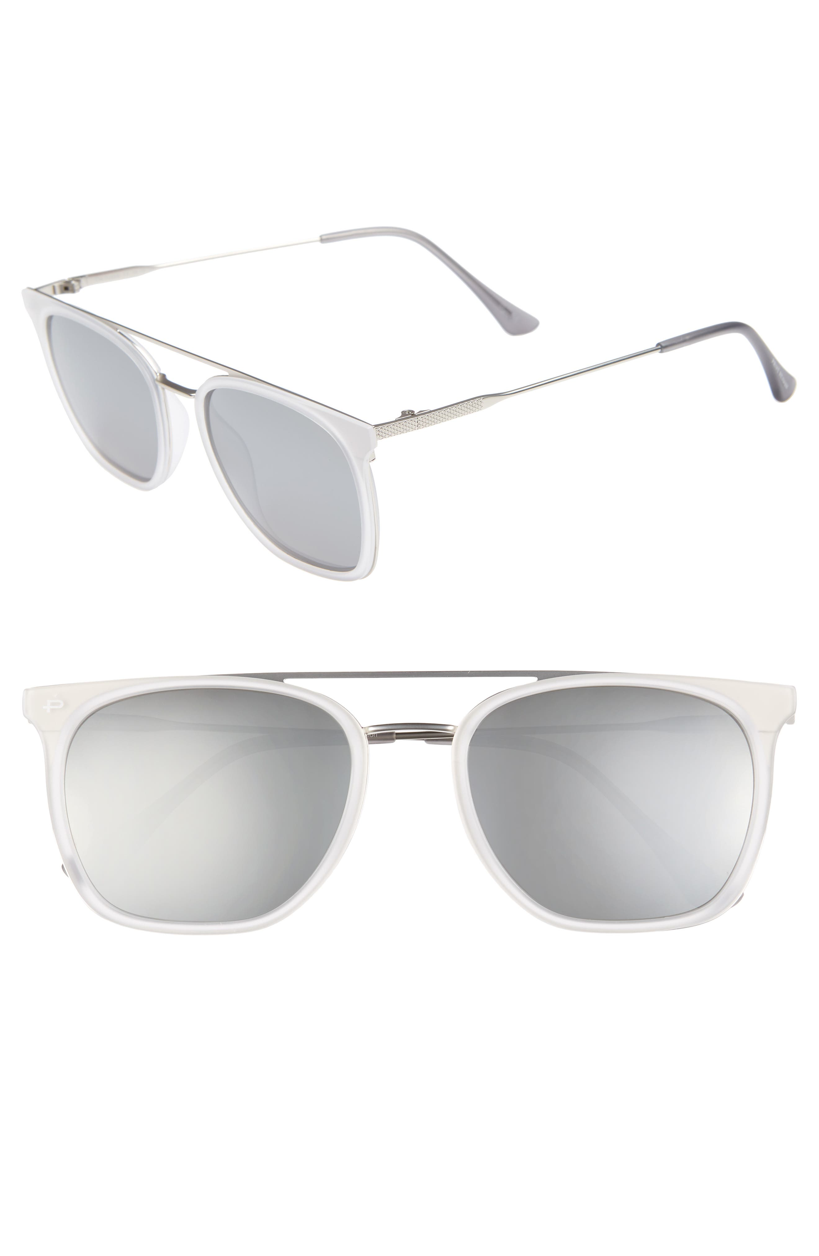 The Aussie 54mm Sunglasses,                         Main,                         color, 100