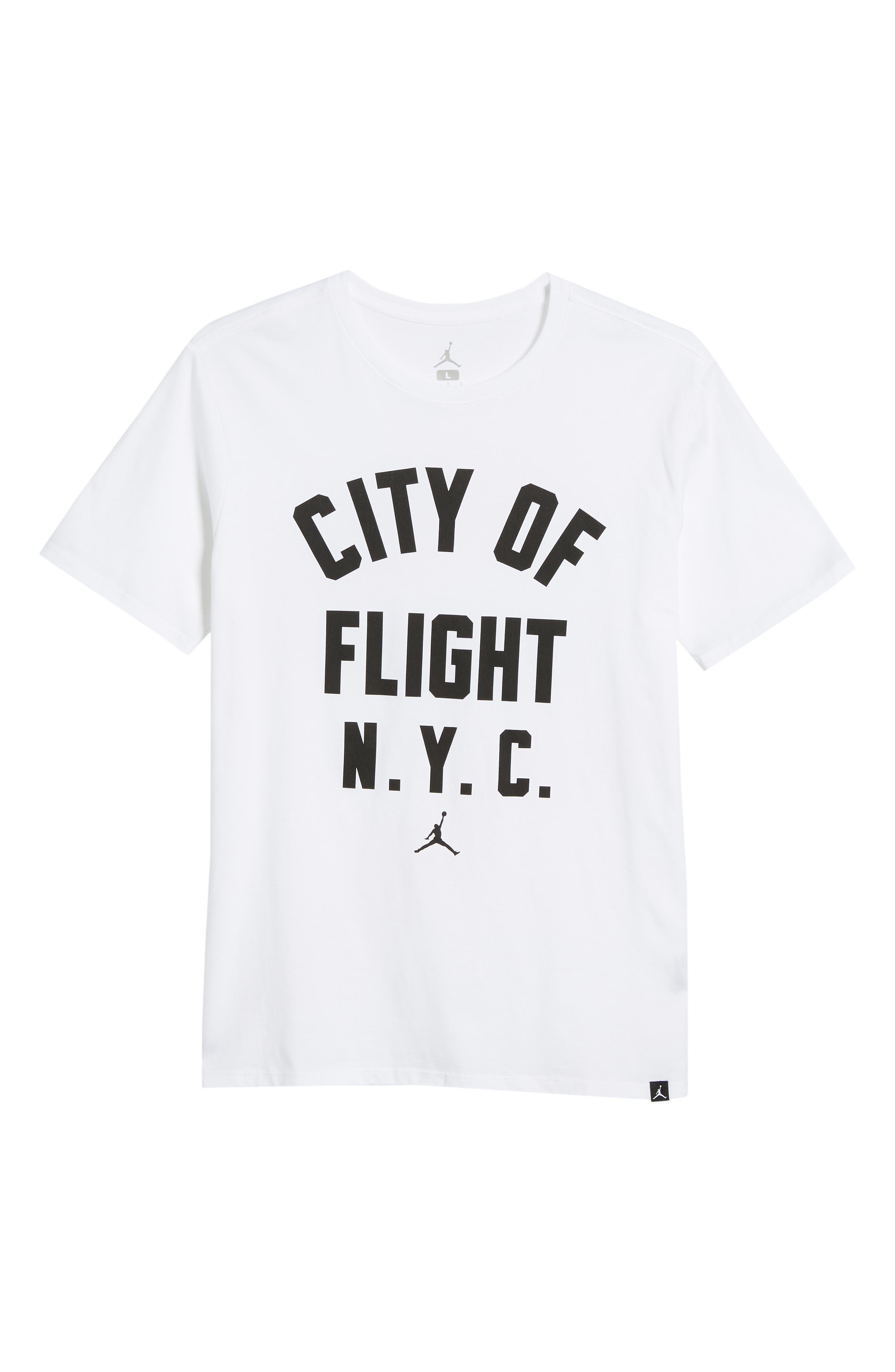 Sportswear City of Flight T-Shirt,                             Alternate thumbnail 18, color,