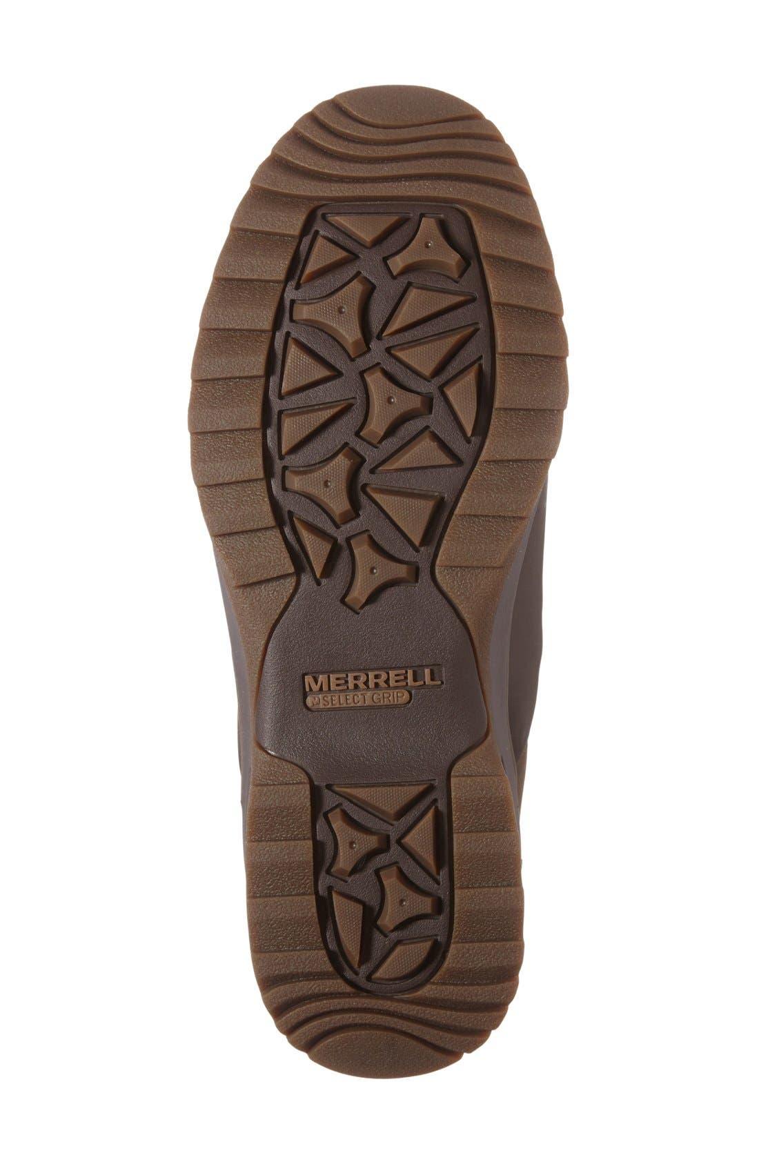 Eventyr Strap Waterproof Boot,                             Alternate thumbnail 6, color,
