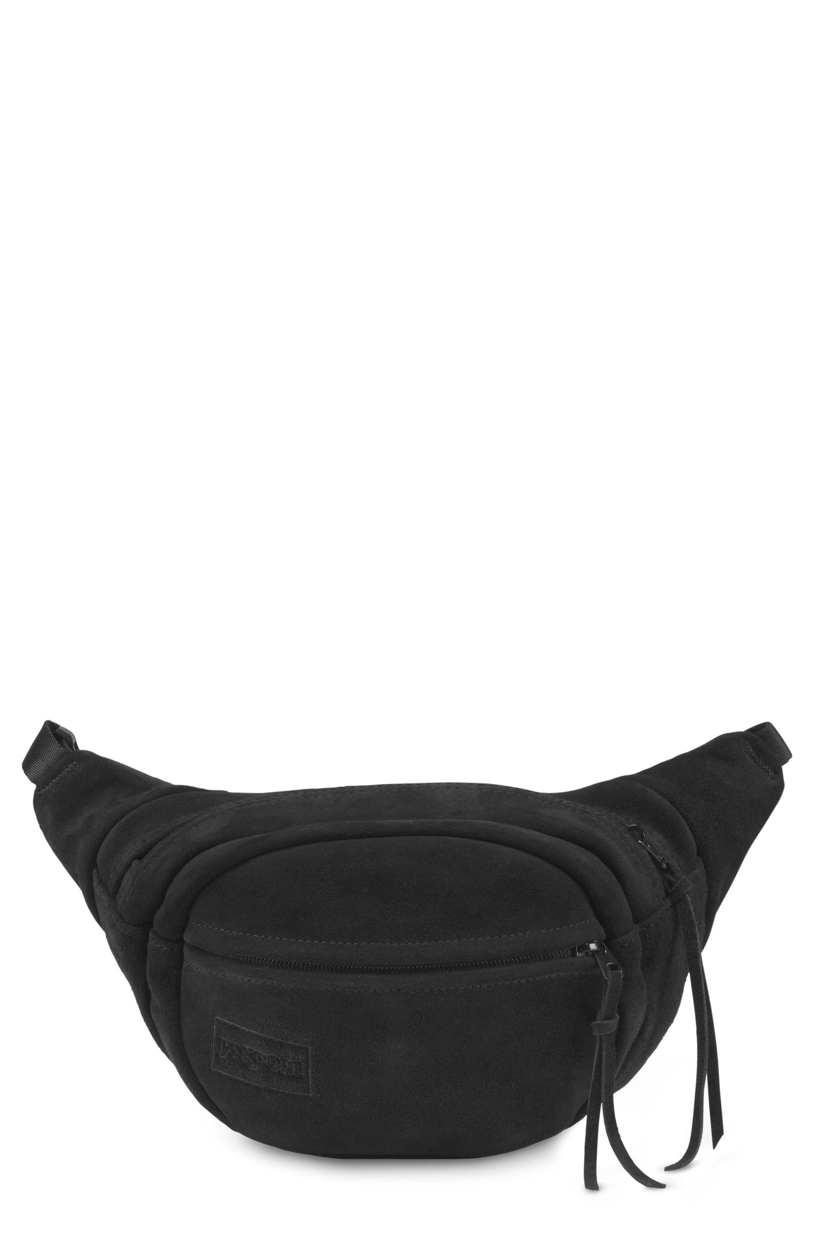 JANSPORT Desert Collection Fanny Pack - Black