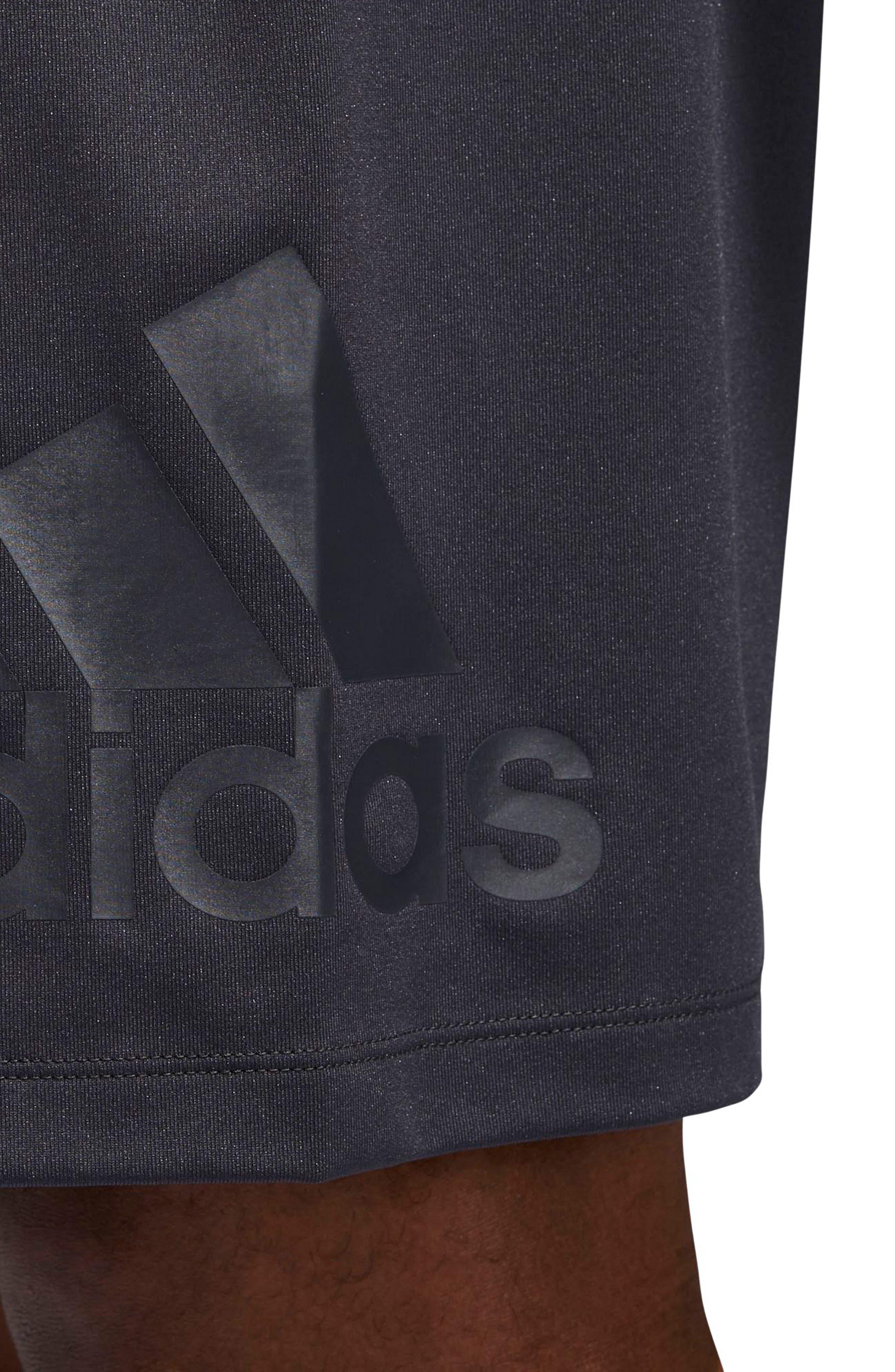 SB Hype Icon Shorts,                             Alternate thumbnail 7, color,                             CARBON/ BLACK