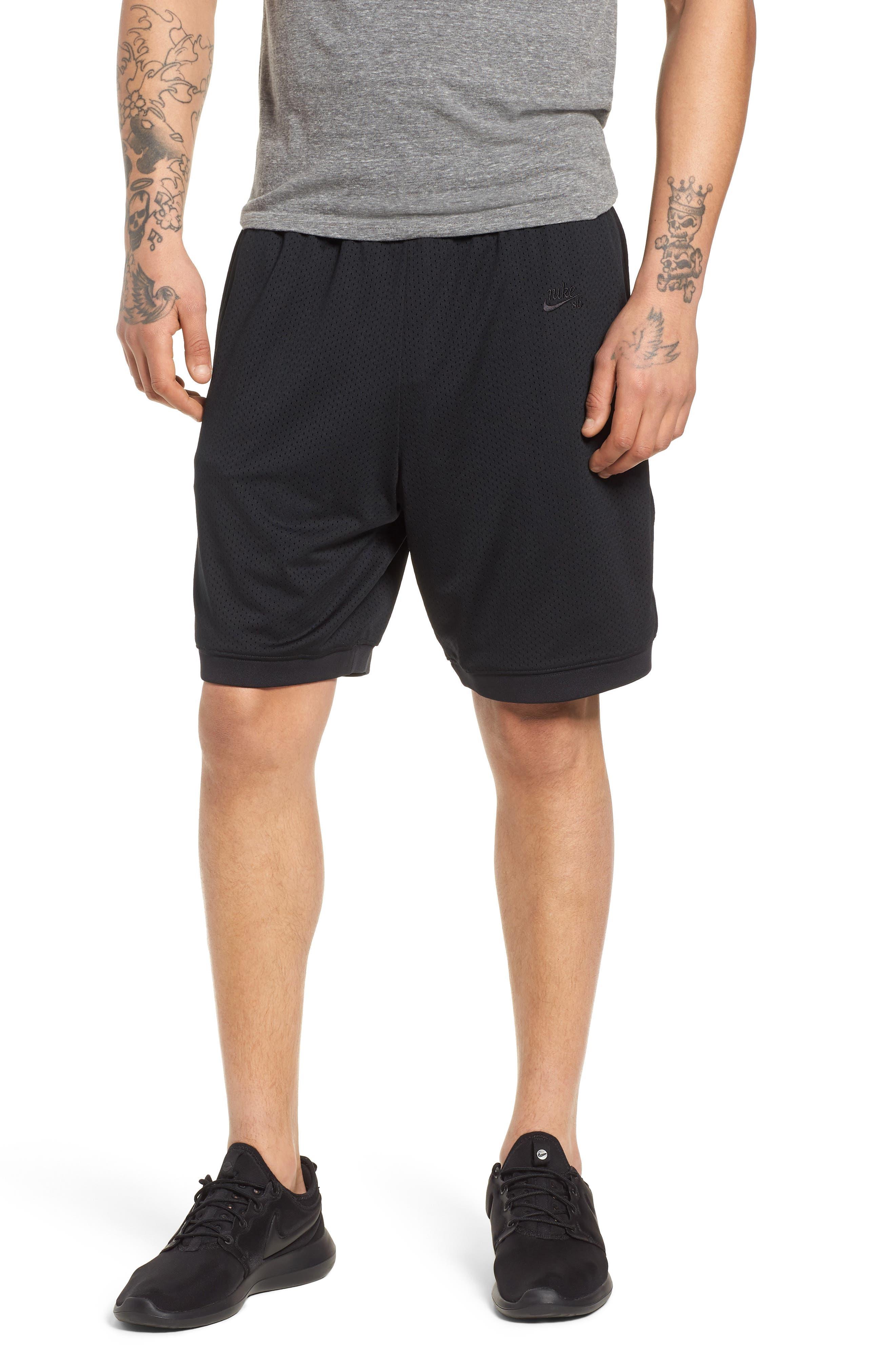 SB Dry Heritage Court Shorts,                             Main thumbnail 1, color,                             010