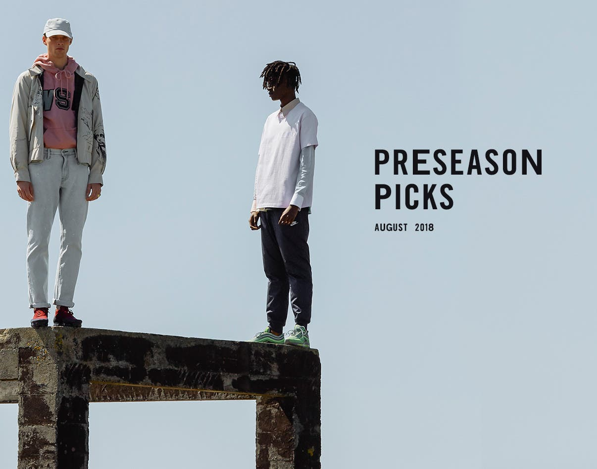 Nike men's project: Preseason Picks.