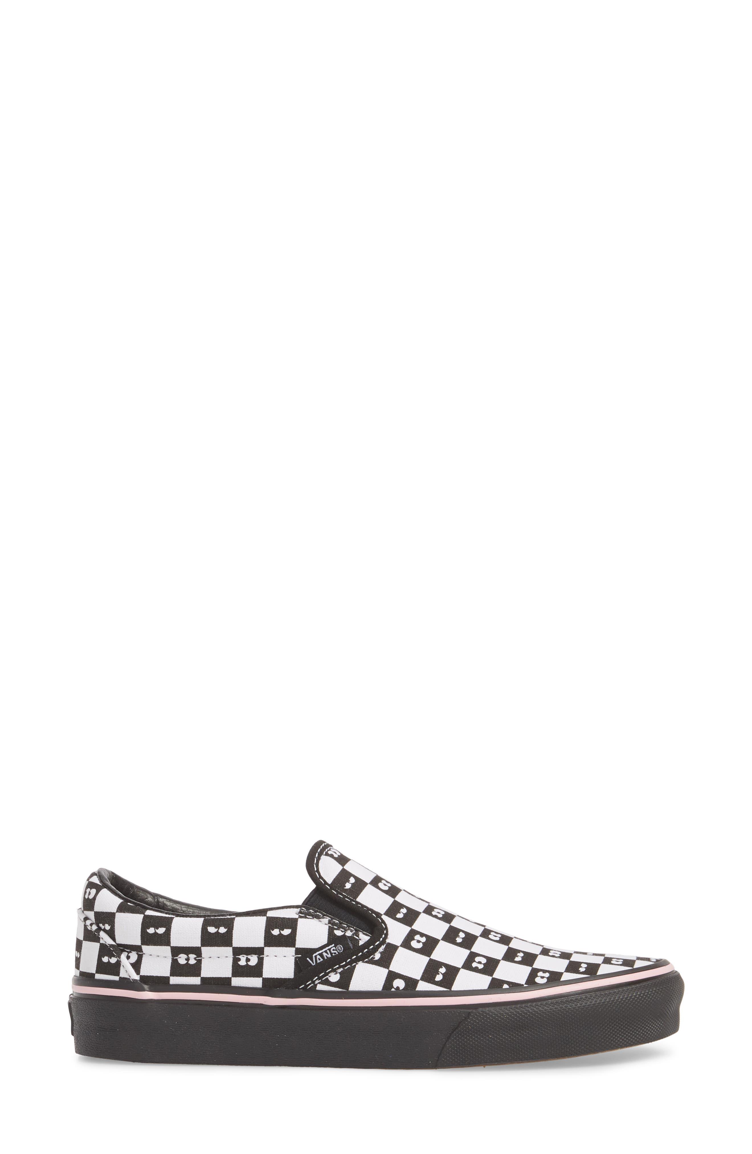 Classic Slip-On Sneaker,                             Alternate thumbnail 181, color,