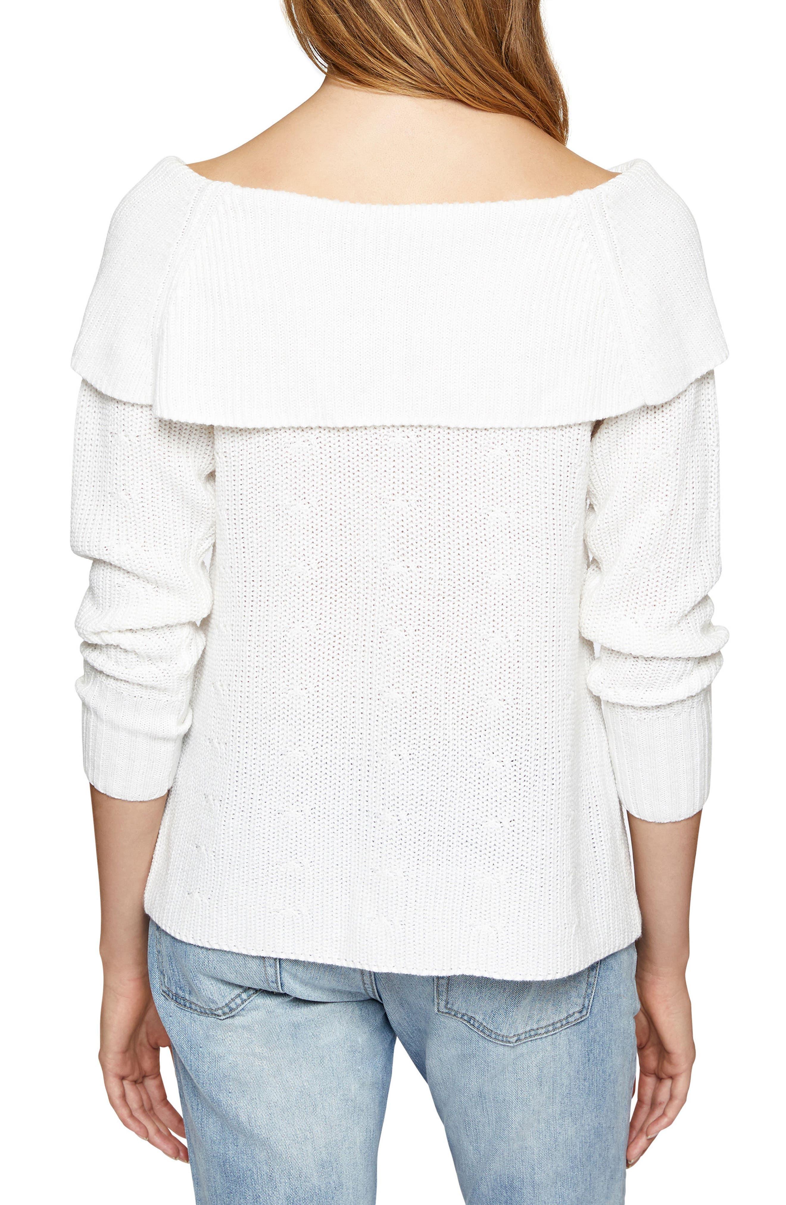 Nina Popover Sweater,                             Alternate thumbnail 4, color,