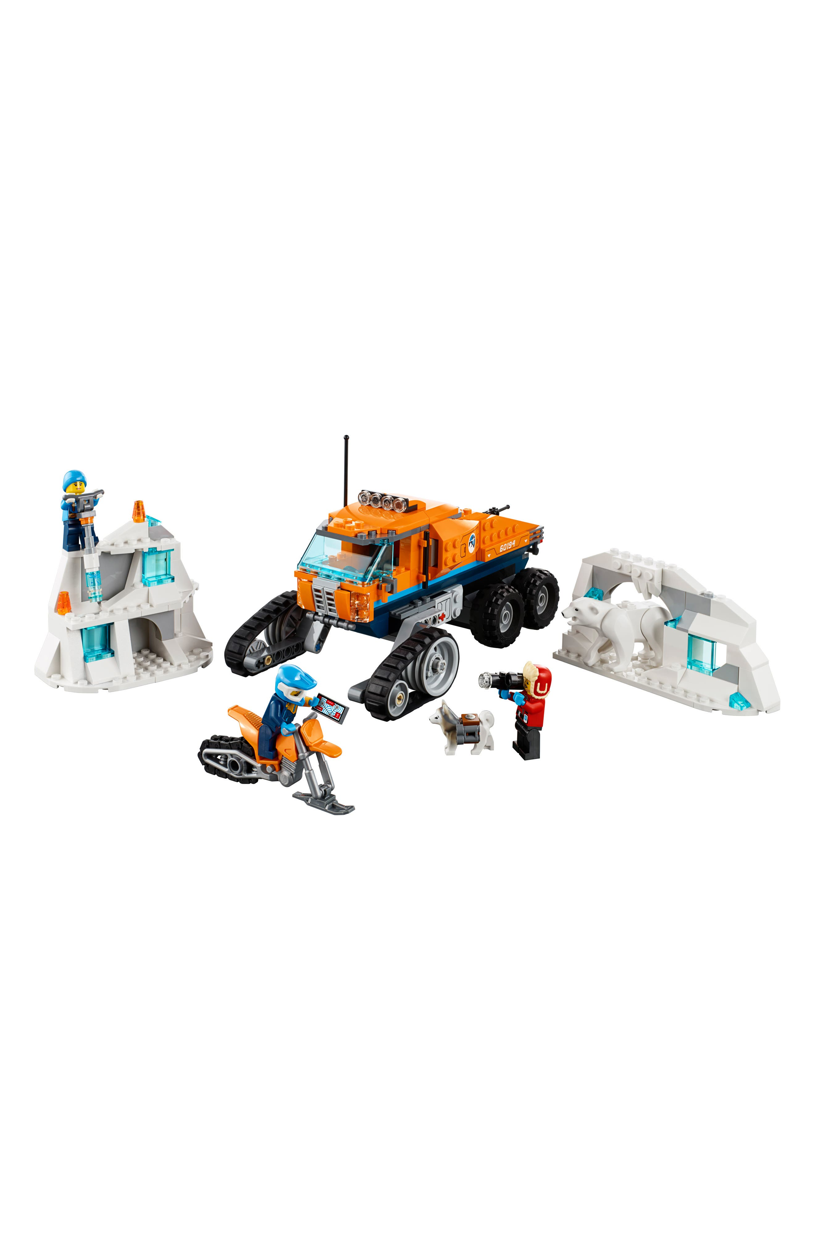 Boys Lego City Arctic Scout Truck  60194