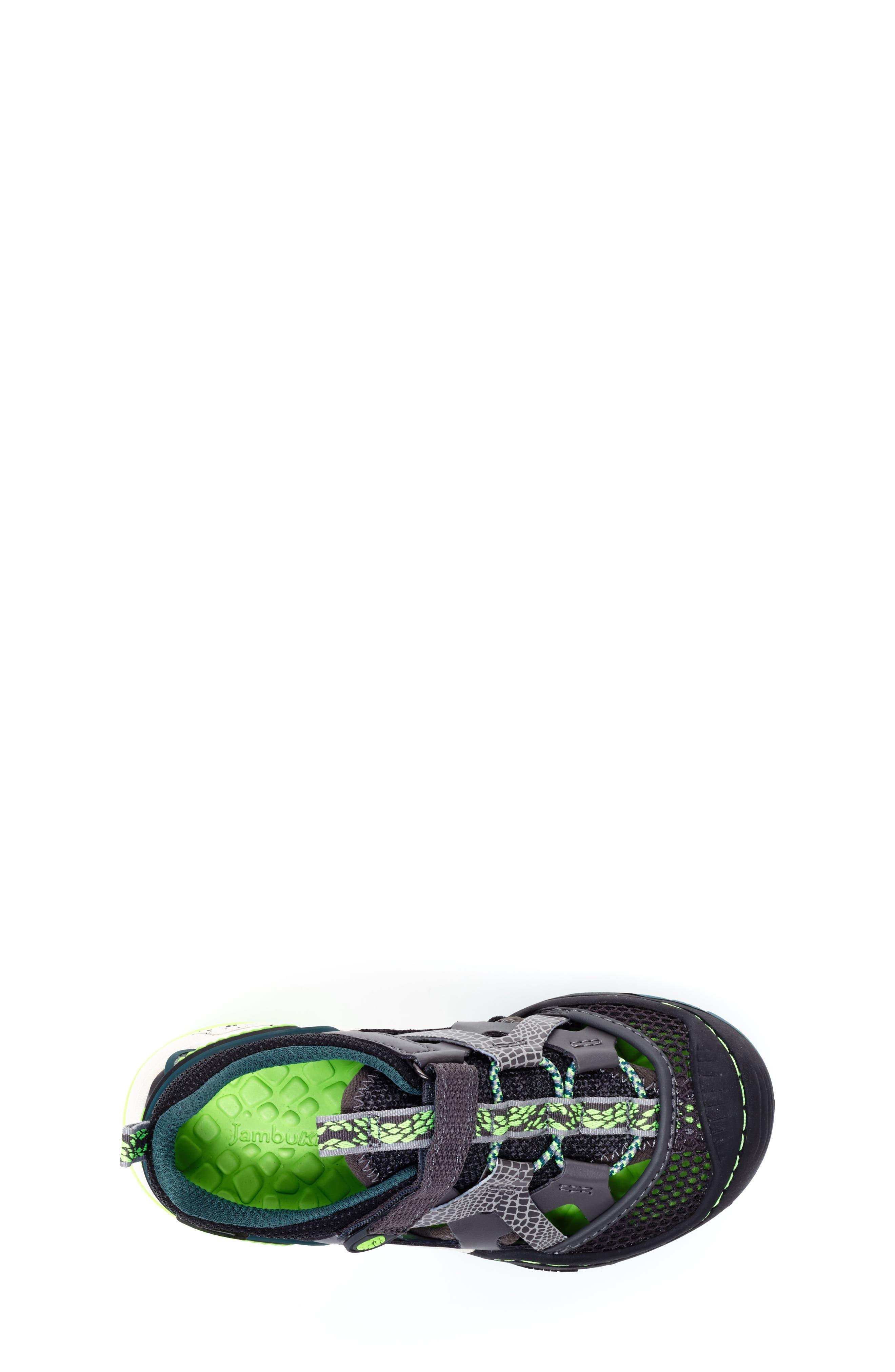 'Squamata 2' Sport & Water Sneaker,                             Alternate thumbnail 4, color,                             GREY