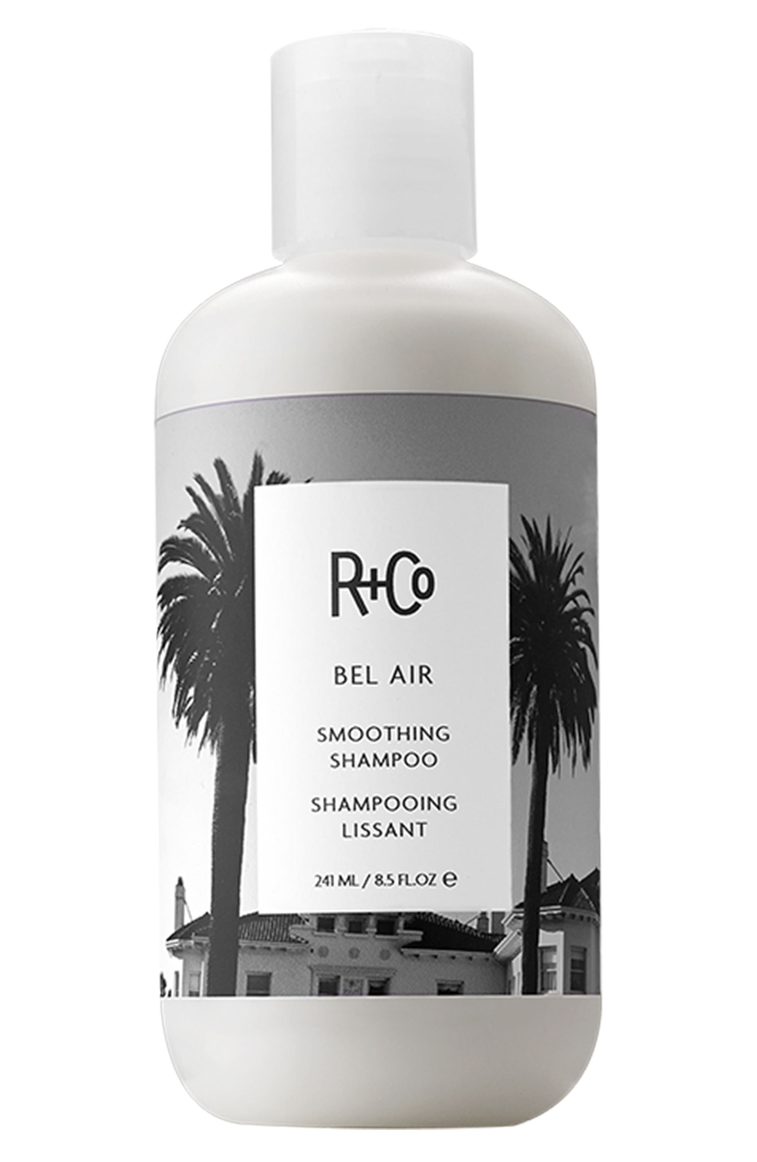 SPACE.NK.apothecary R+Co Bel Air Smoothing Shampoo,                             Alternate thumbnail 2, color,                             000