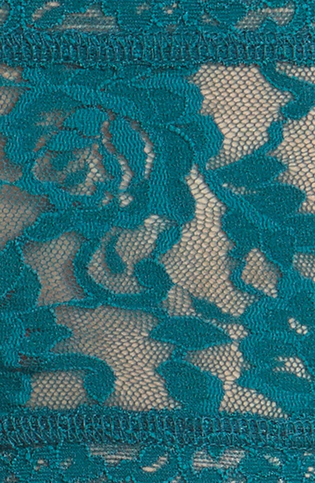 'Signature Lace' Boyshorts,                             Alternate thumbnail 449, color,