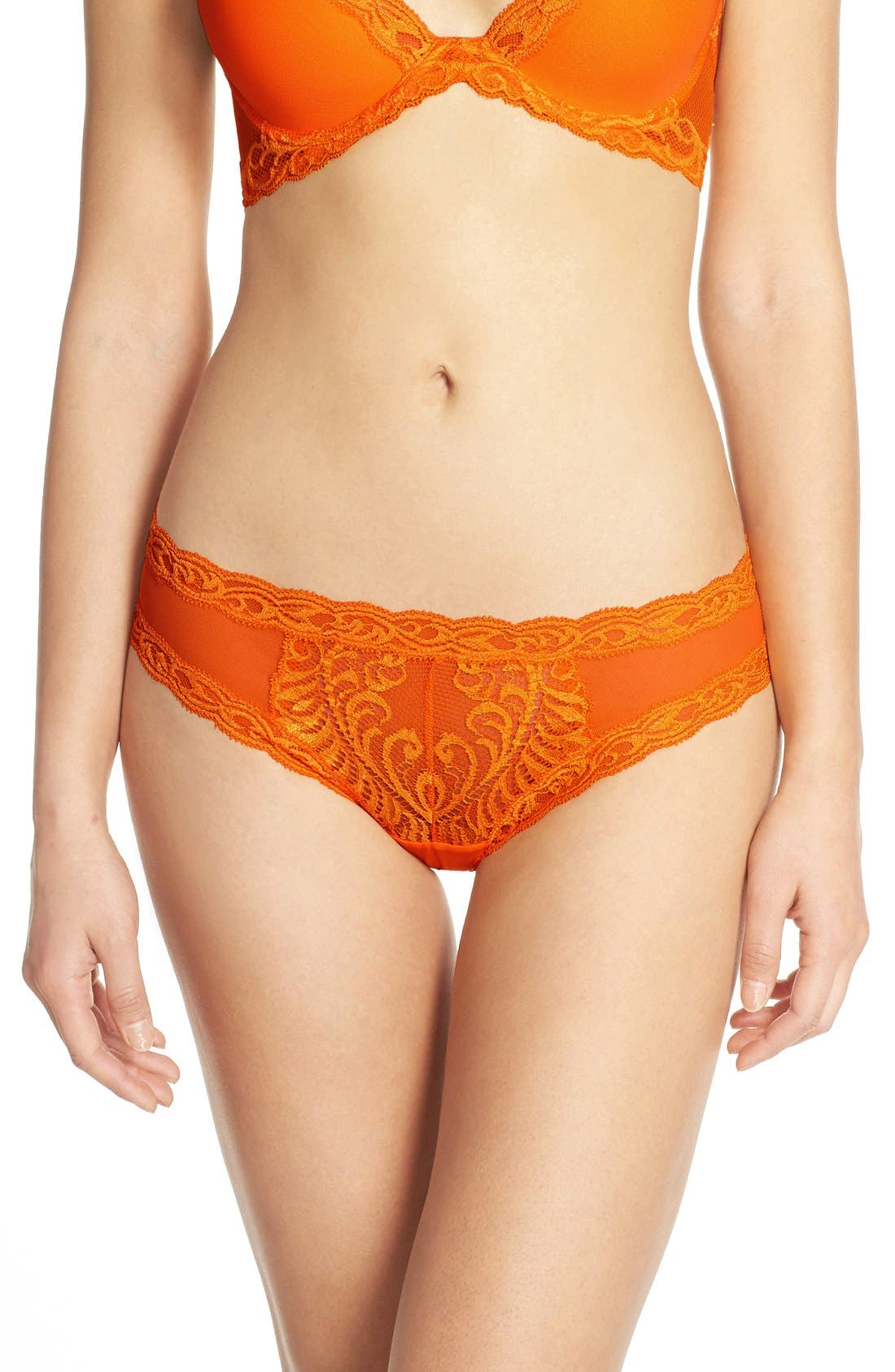 Feathers Hipster Briefs,                             Alternate thumbnail 324, color,