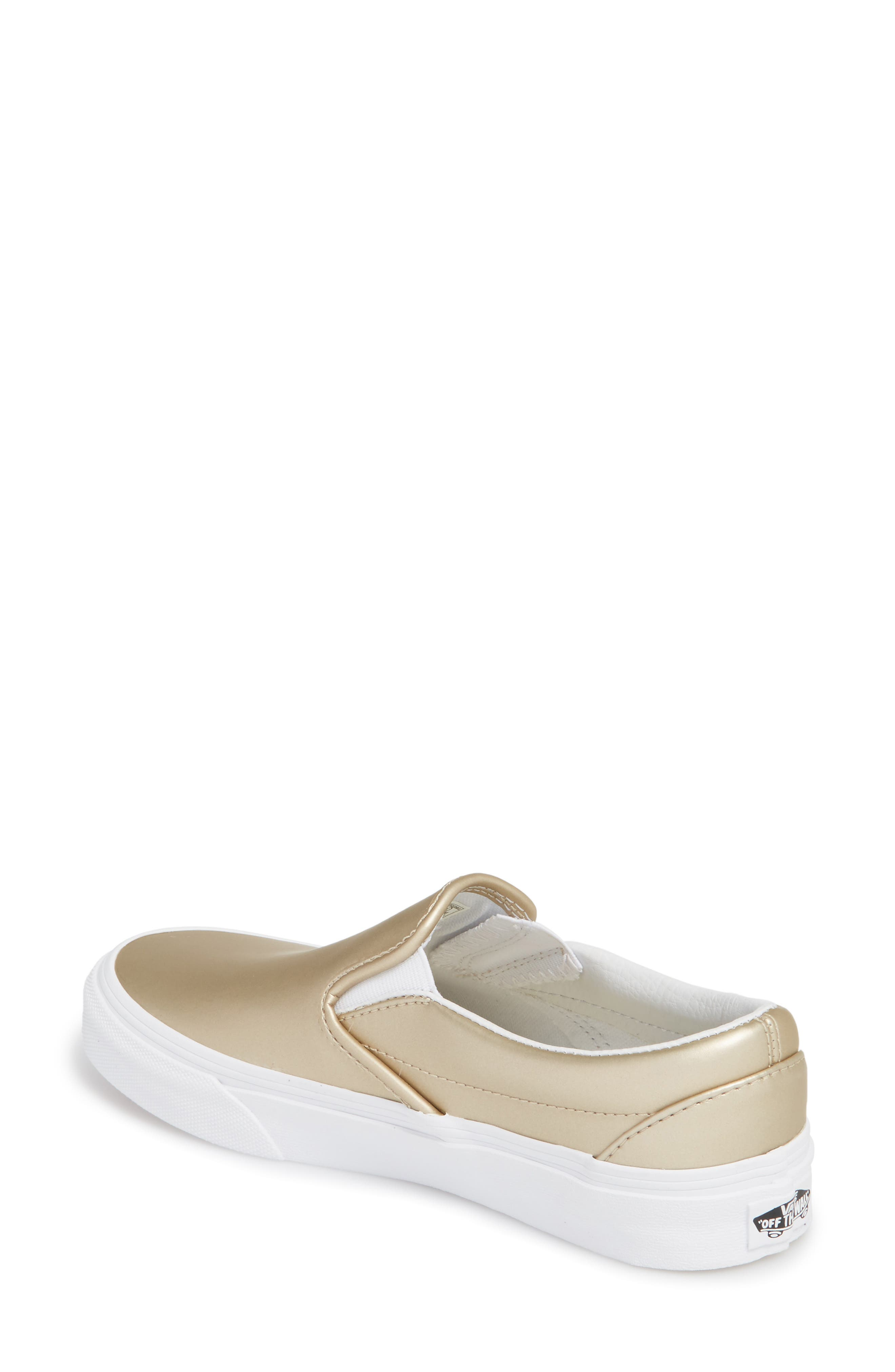 Classic Slip-On Sneaker,                             Alternate thumbnail 125, color,