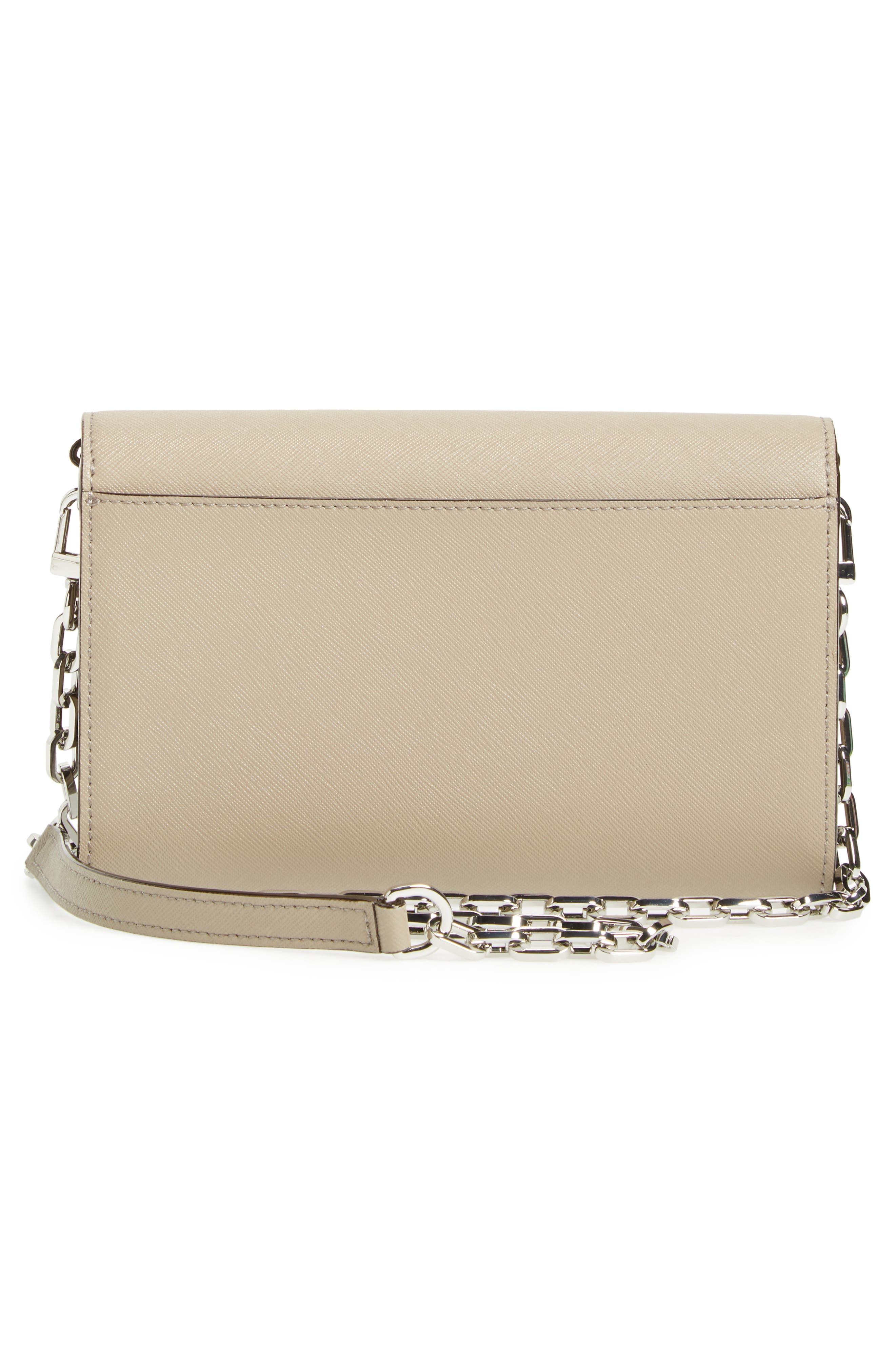 'Robinson' Leather Wallet on a Chain,                             Alternate thumbnail 16, color,