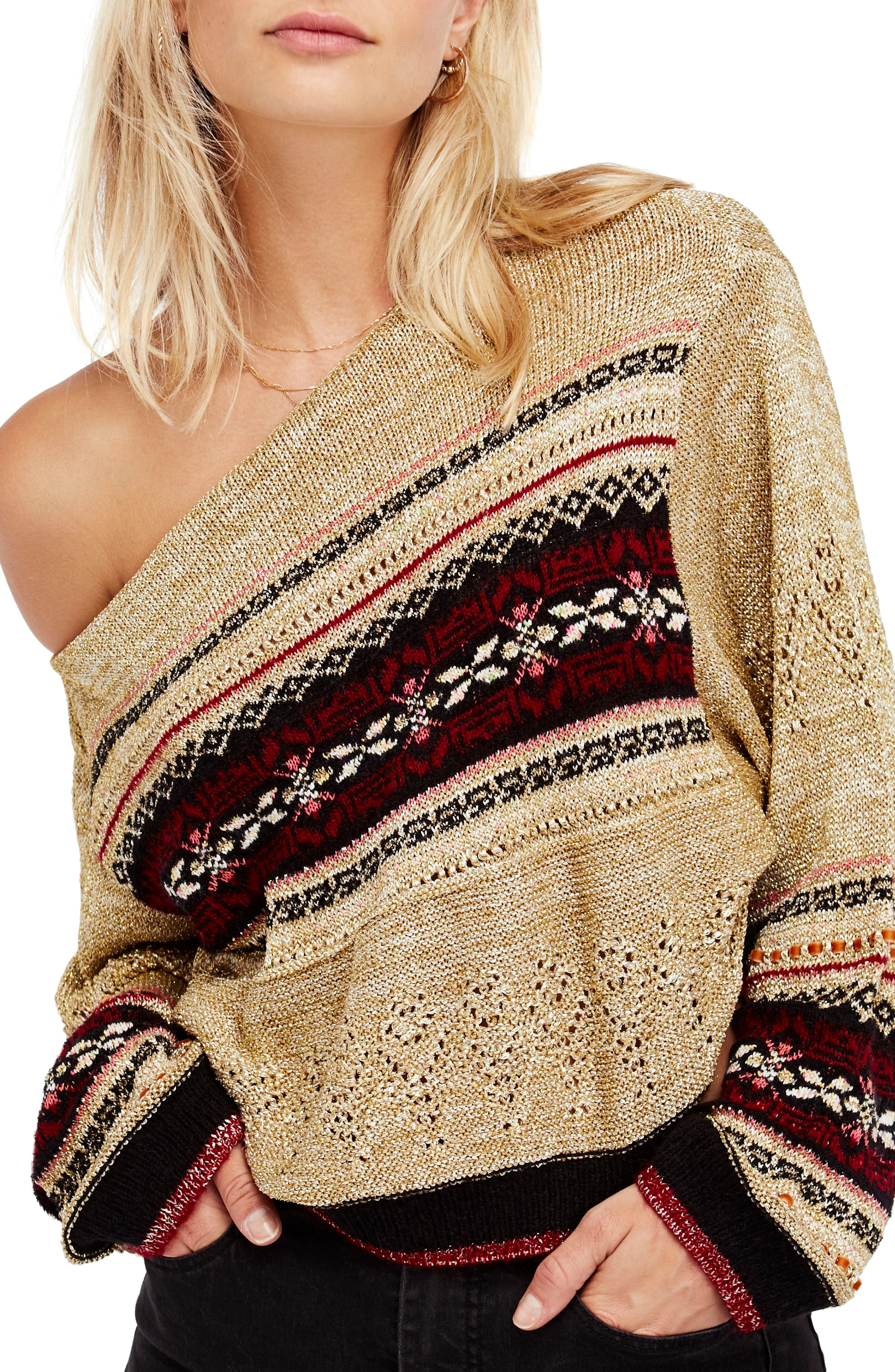 Ski Lake Sweater,                         Main,                         color, 297