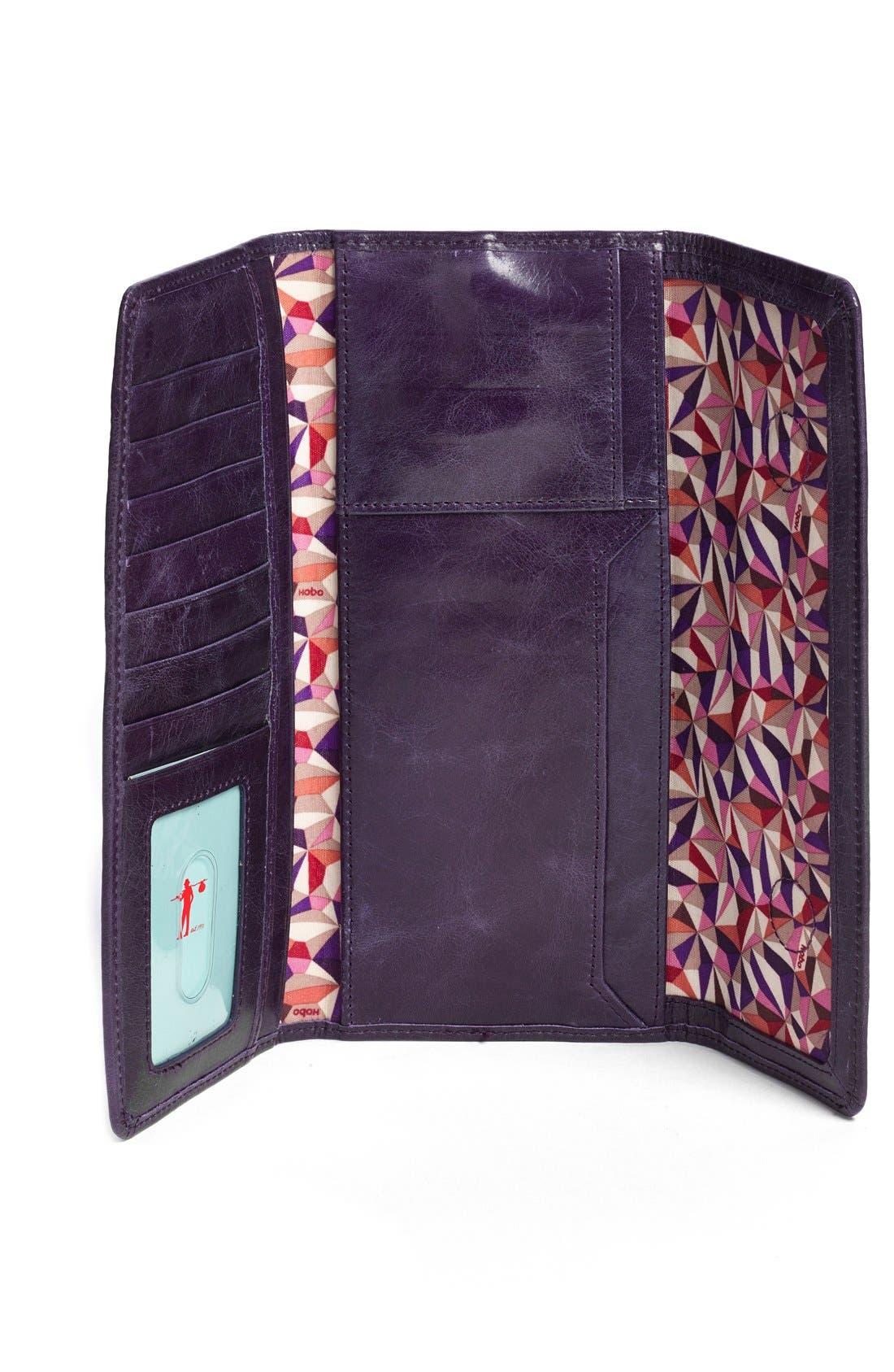 'Sadie' Leather Wallet,                             Alternate thumbnail 125, color,