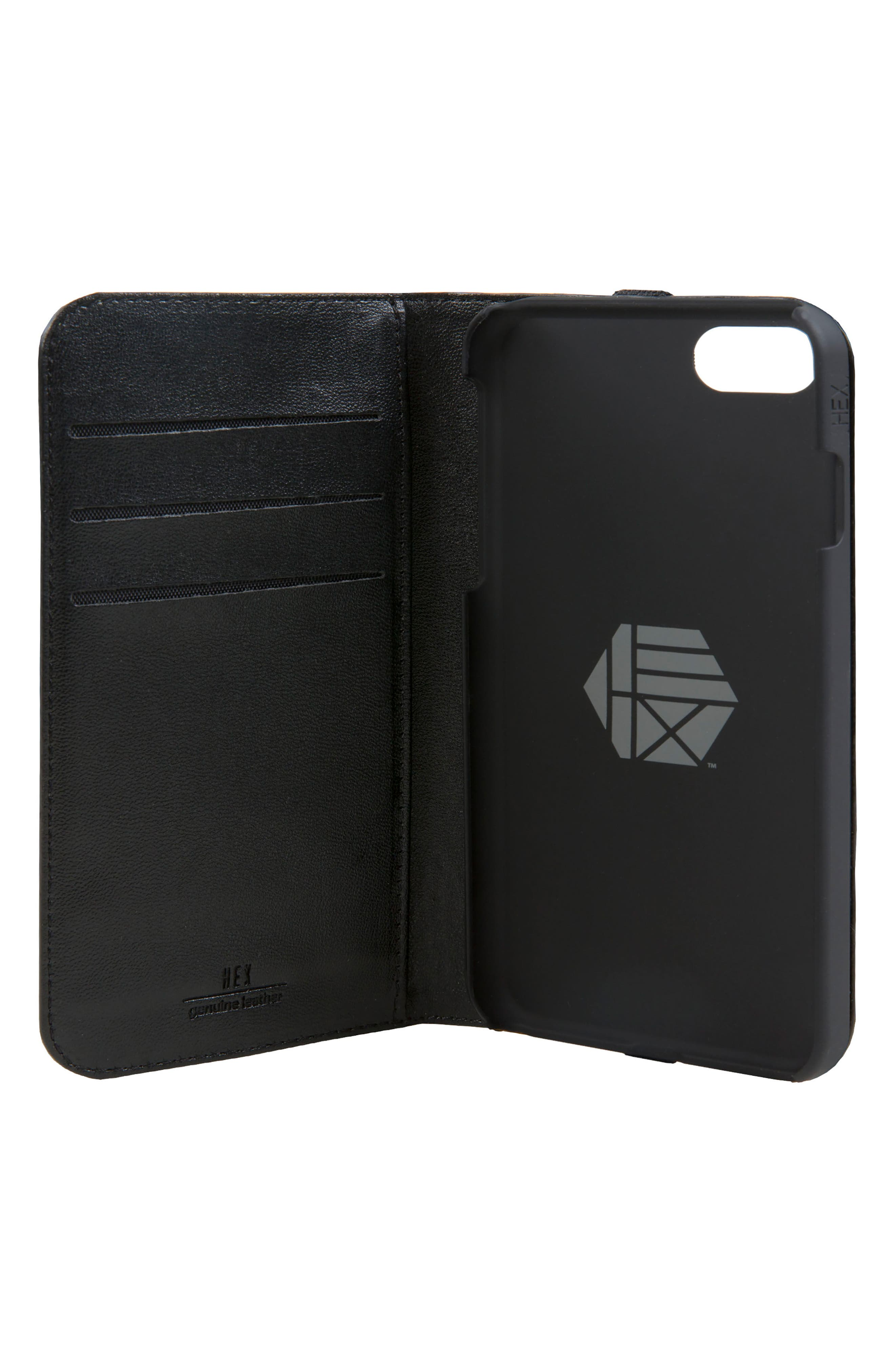 Icon iPhone 6/6s/7/8 Wallet Case,                             Alternate thumbnail 4, color,