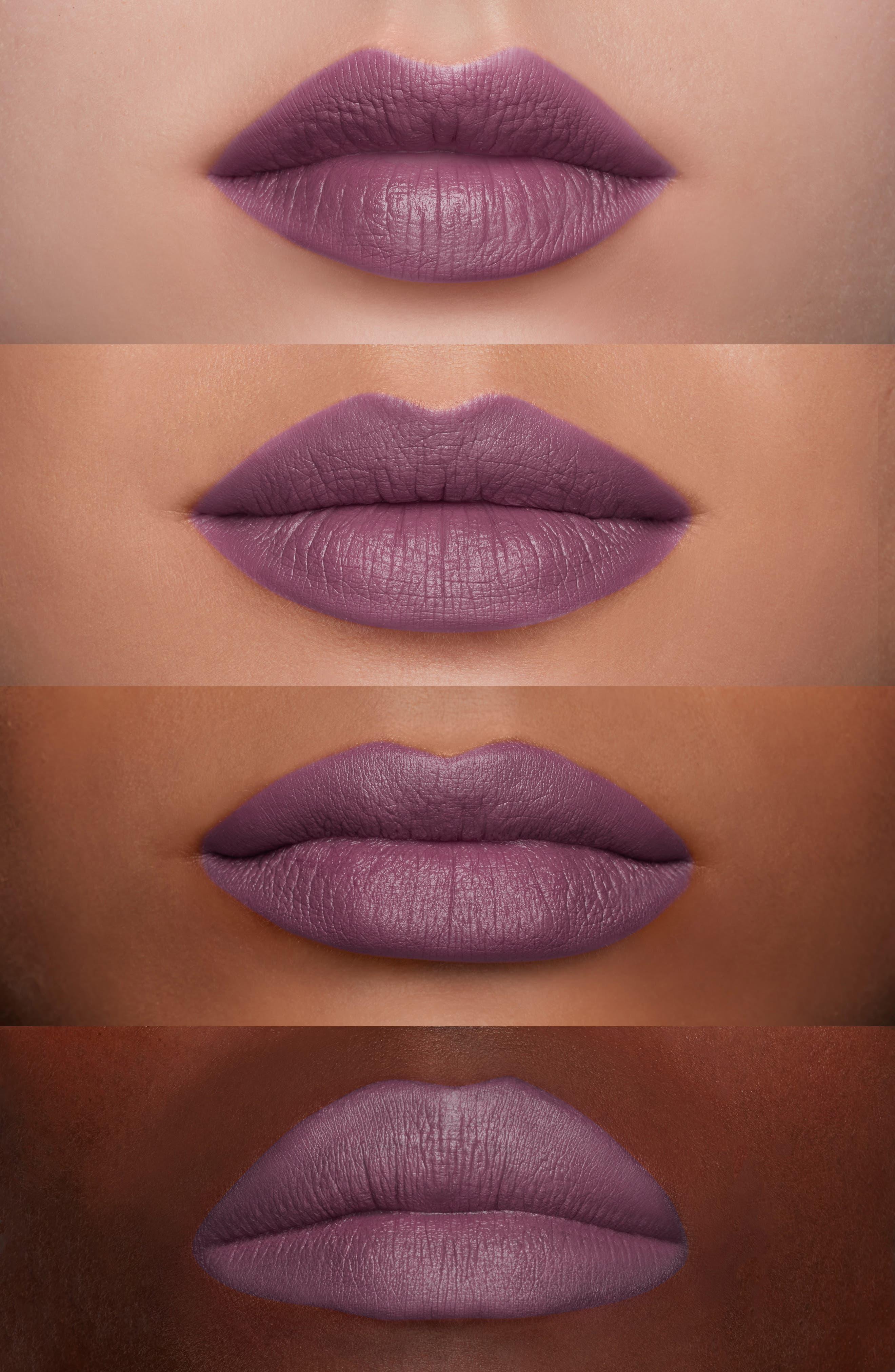 MAC Velvet Matte Lipstick,                             Alternate thumbnail 2, color,                             WINIFRED