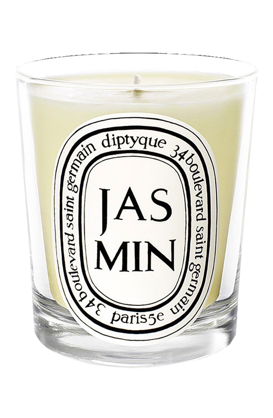 Jasmin Mini Scented Candle,                         Main,                         color, NO COLOR