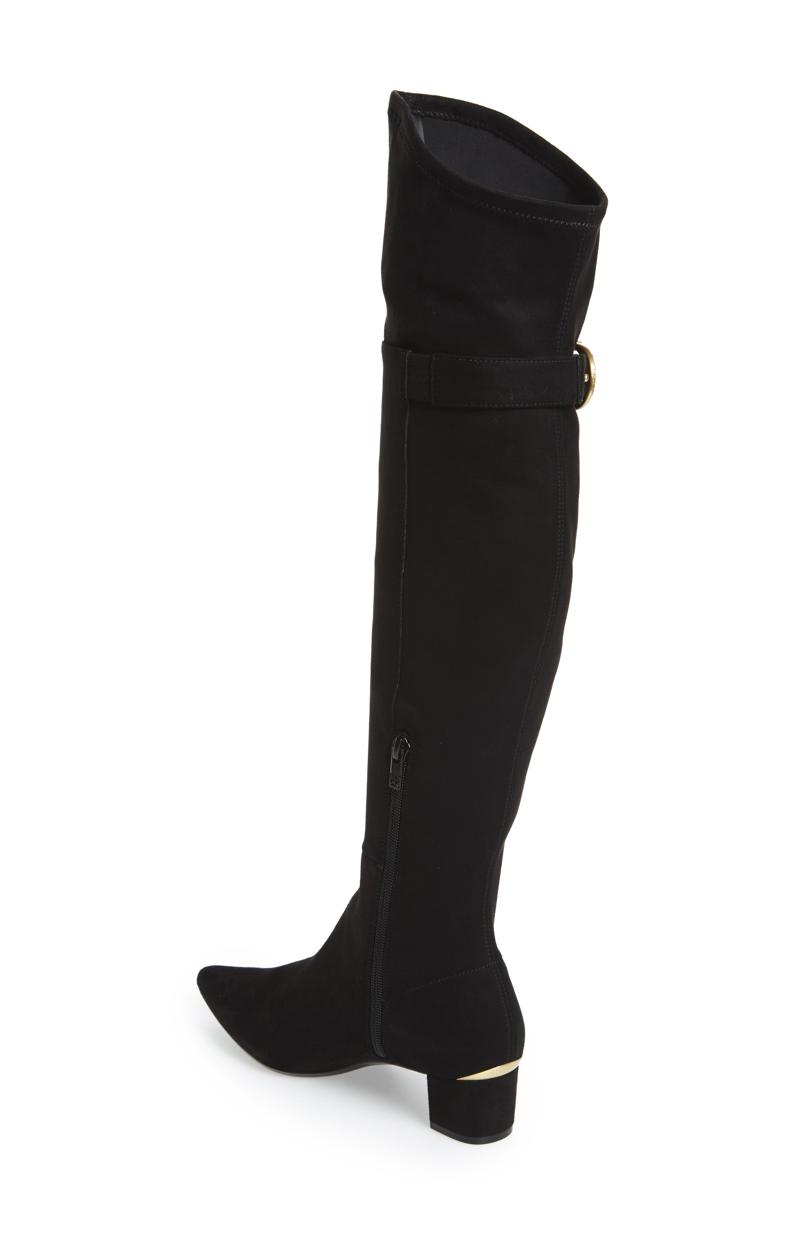 Georgeanna Over the Knee Boot,                             Alternate thumbnail 2, color,                             001