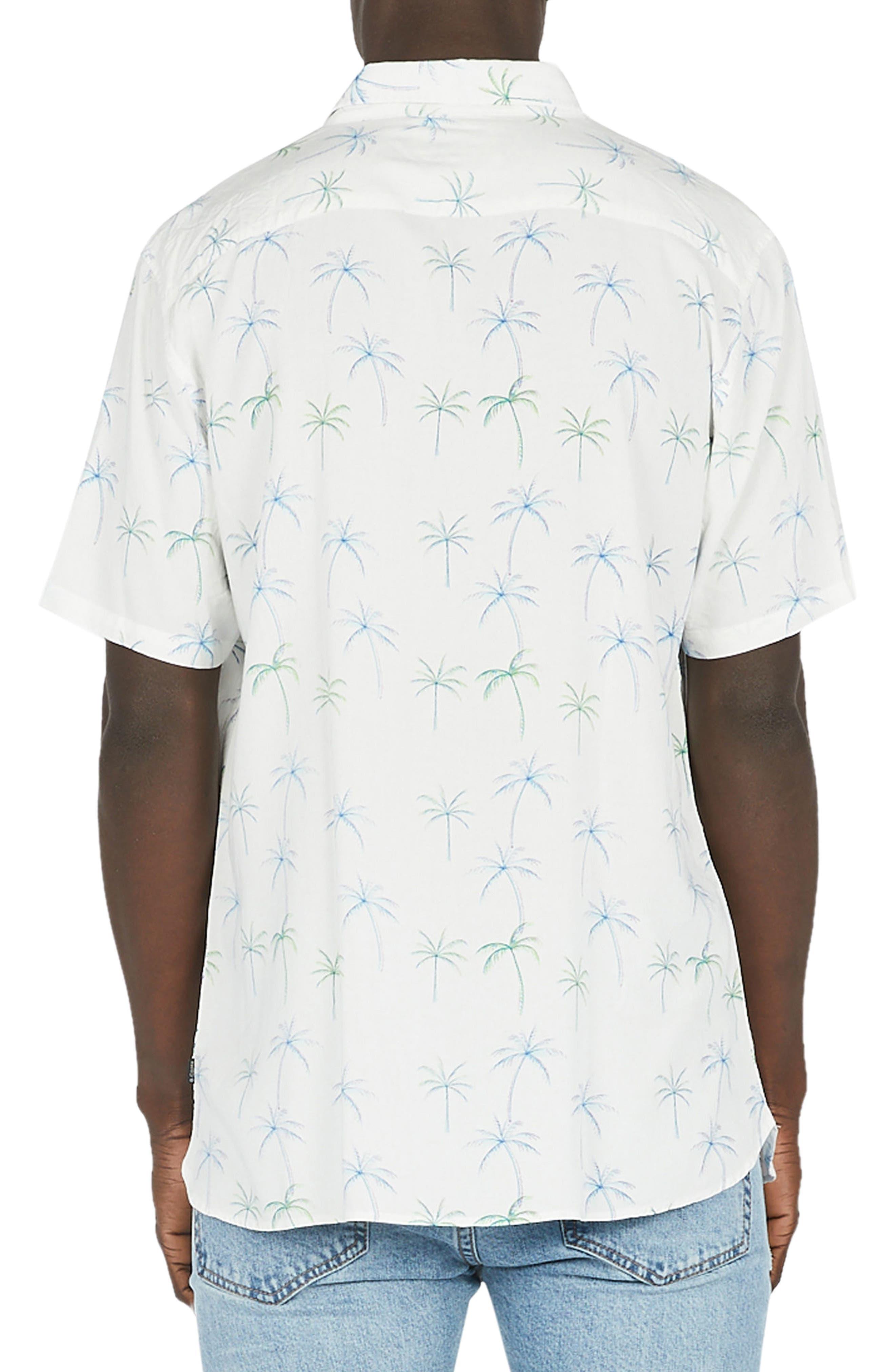 Holiday Woven Shirt,                             Alternate thumbnail 2, color,