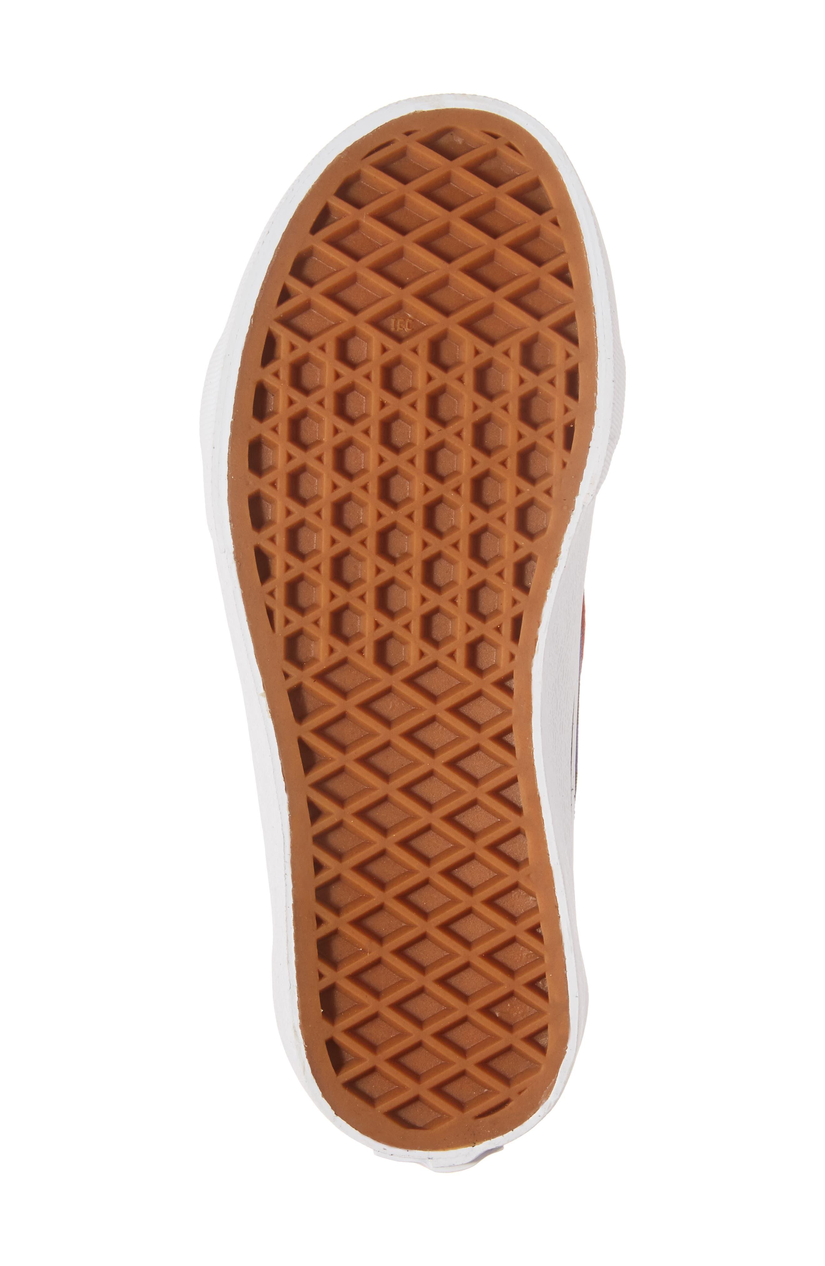 SK8-Hi Zip Sneaker,                             Alternate thumbnail 6, color,                             001