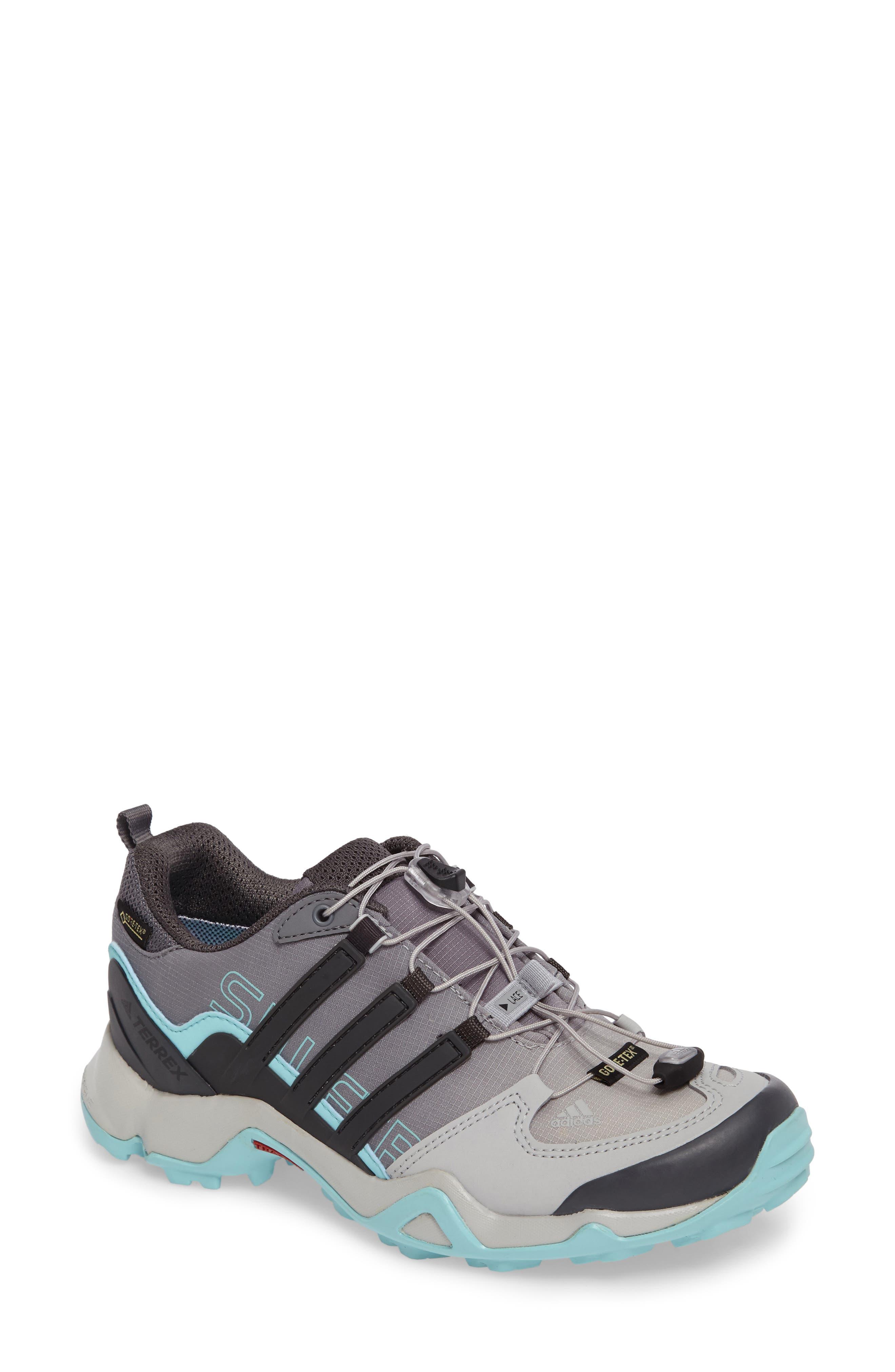 Terrex Swift R GTX Hiking Shoe,                         Main,                         color, 020