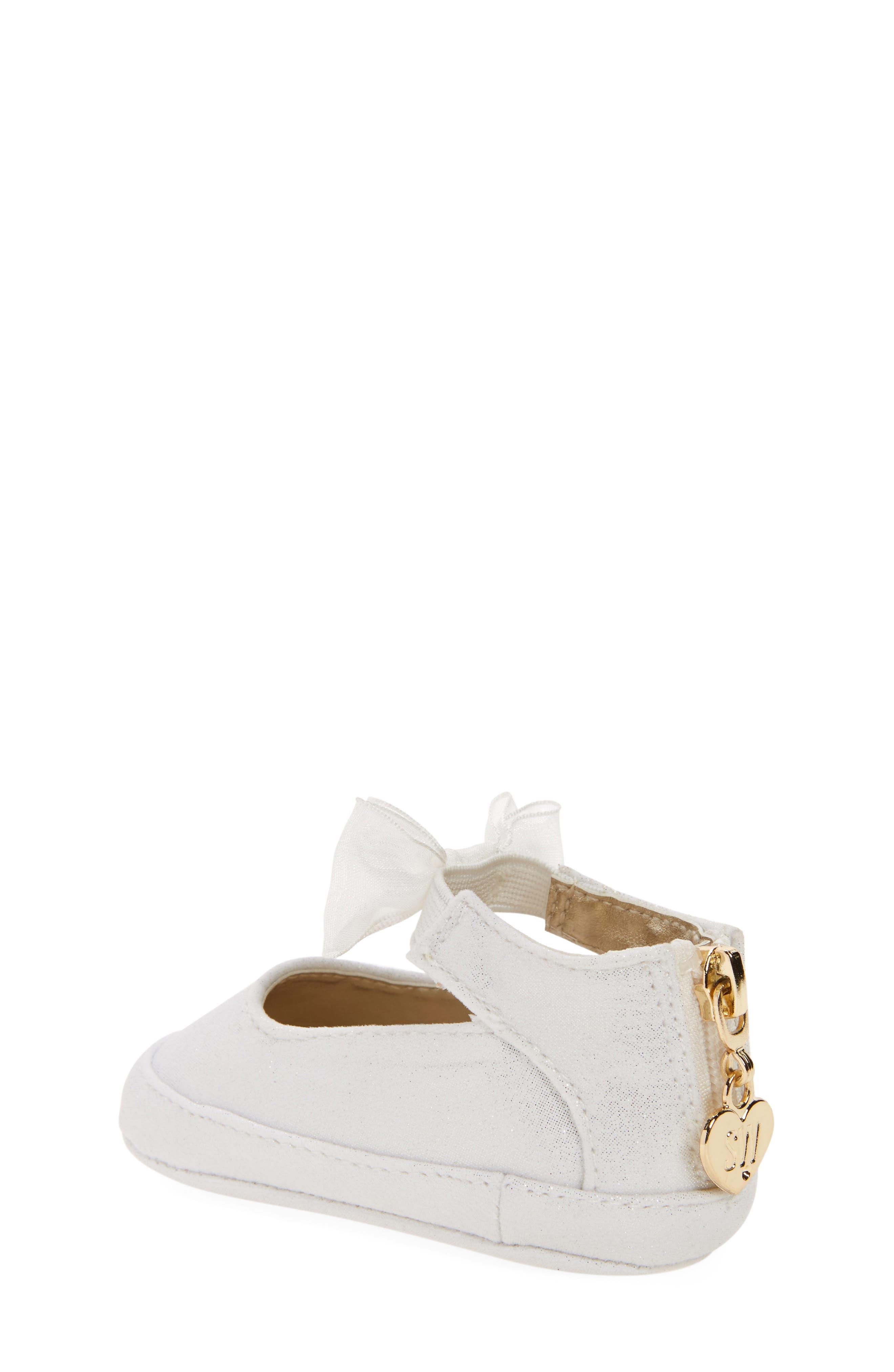 Baby Nantucket Crib Shoe,                             Alternate thumbnail 2, color,                             100