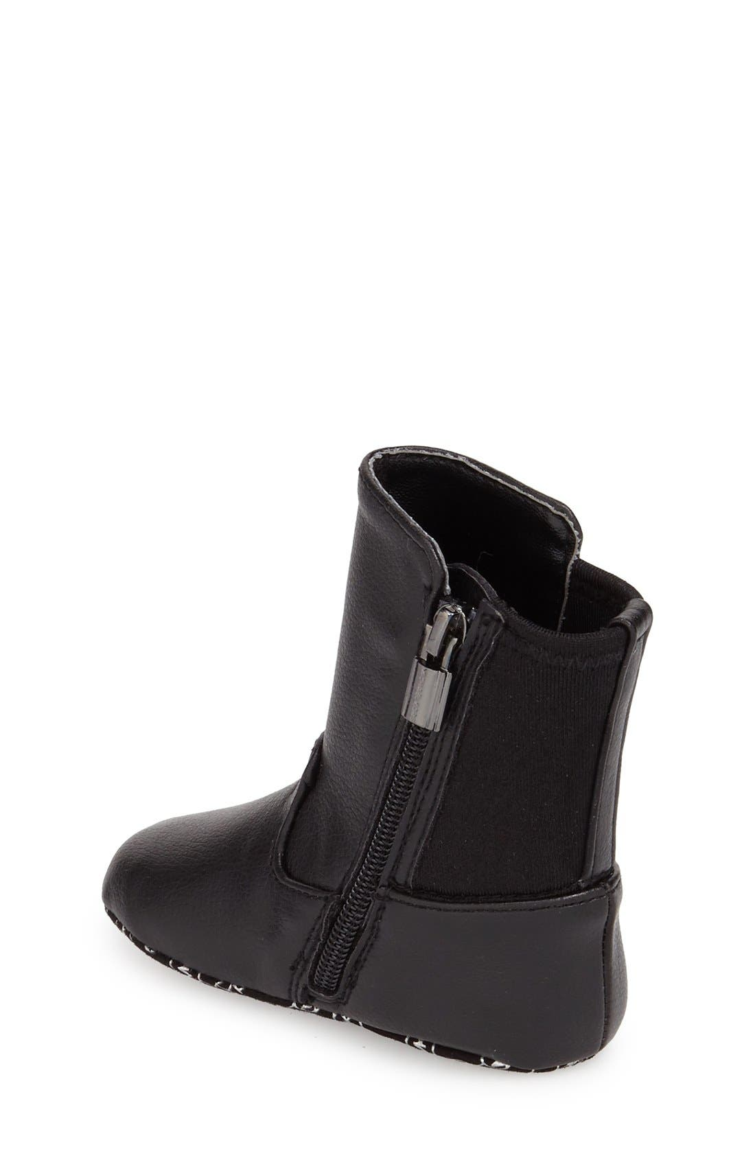 'Lily' Boot,                             Alternate thumbnail 4, color,                             001