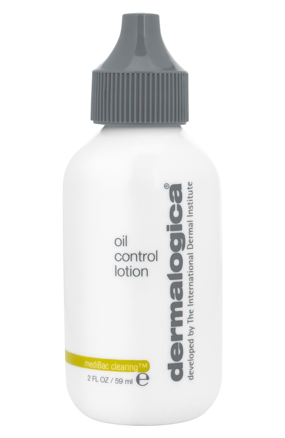 Oil Control Lotion,                         Main,                         color, NO COLOR