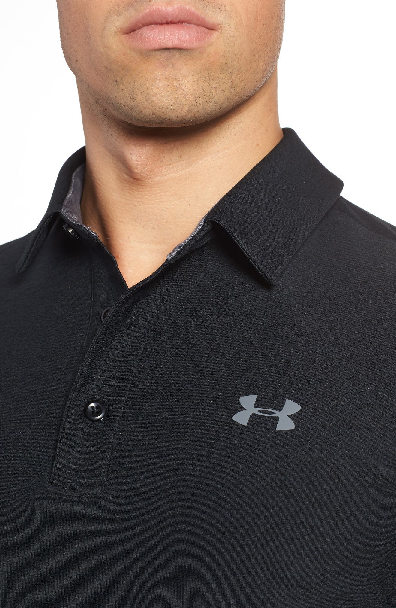 'Playoff' Loose Fit Short Sleeve Polo,                             Alternate thumbnail 184, color,