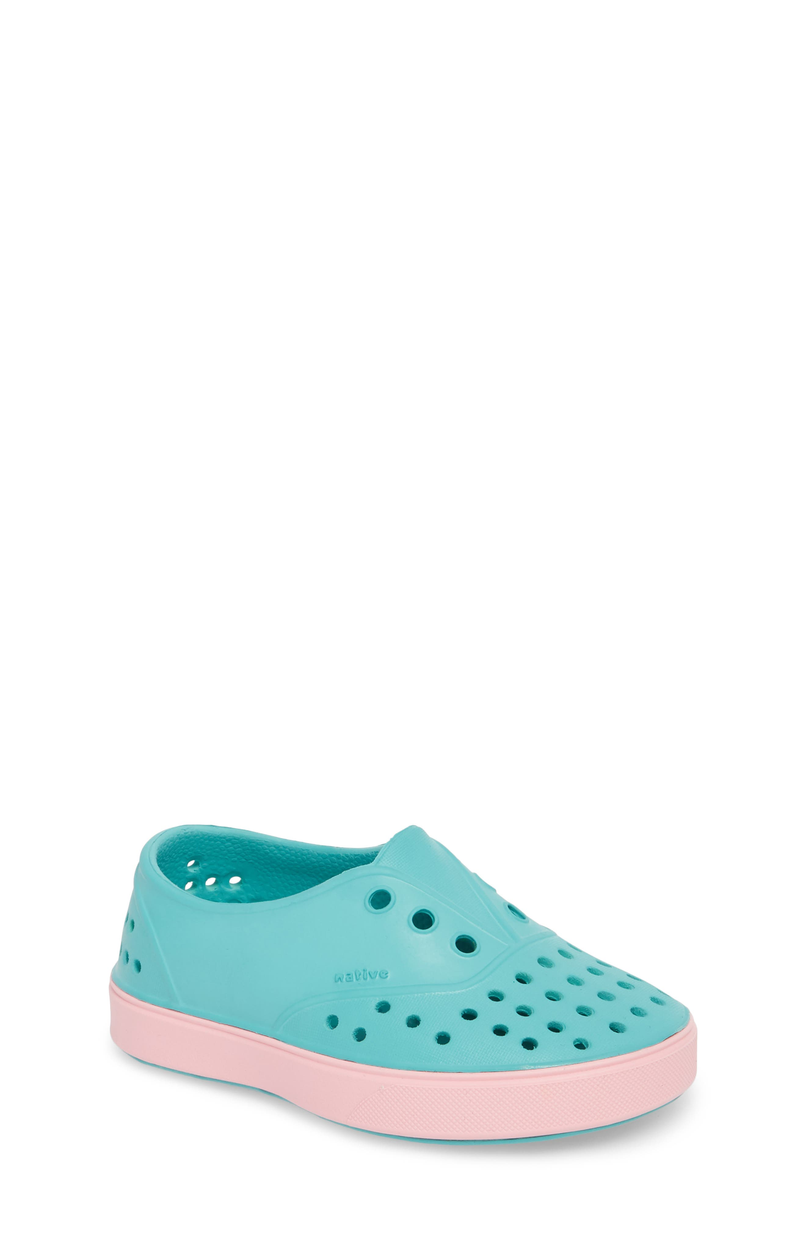 Miller Water Friendly Slip-On Sneaker,                             Main thumbnail 4, color,