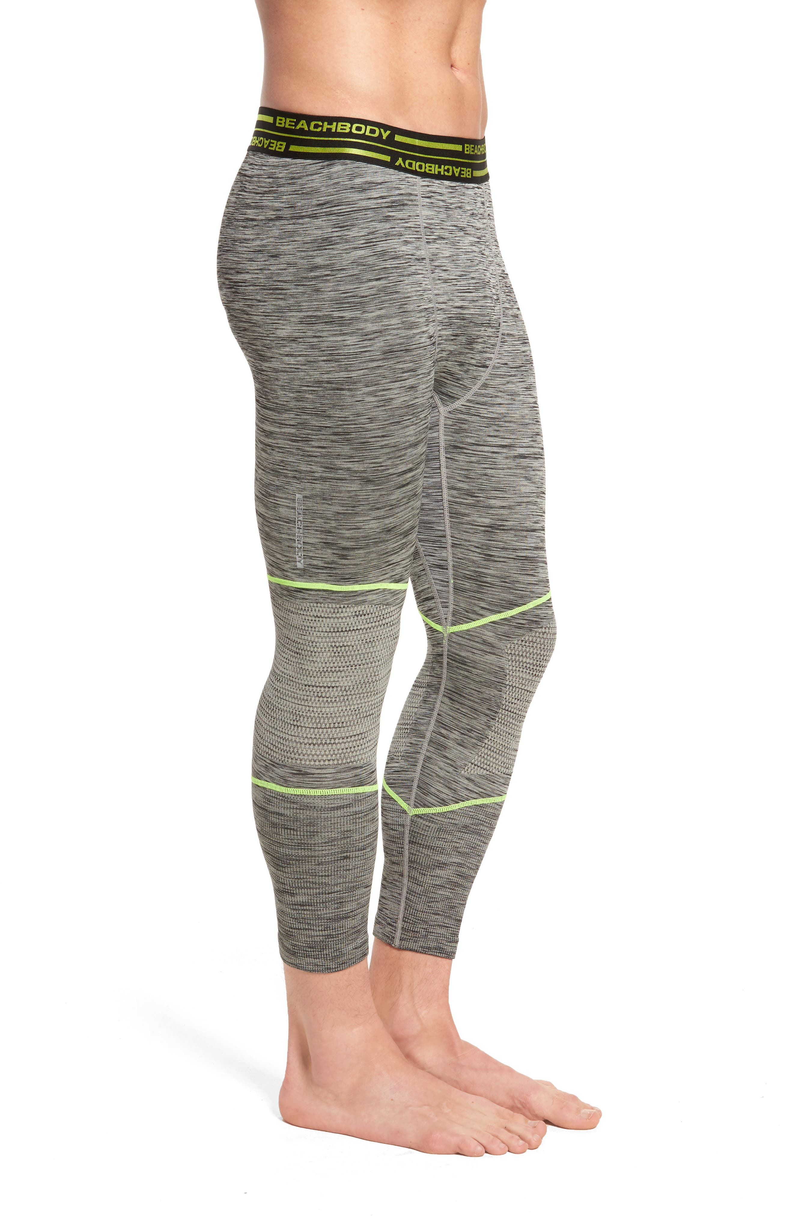 Energy Cropped Tights,                             Alternate thumbnail 3, color,