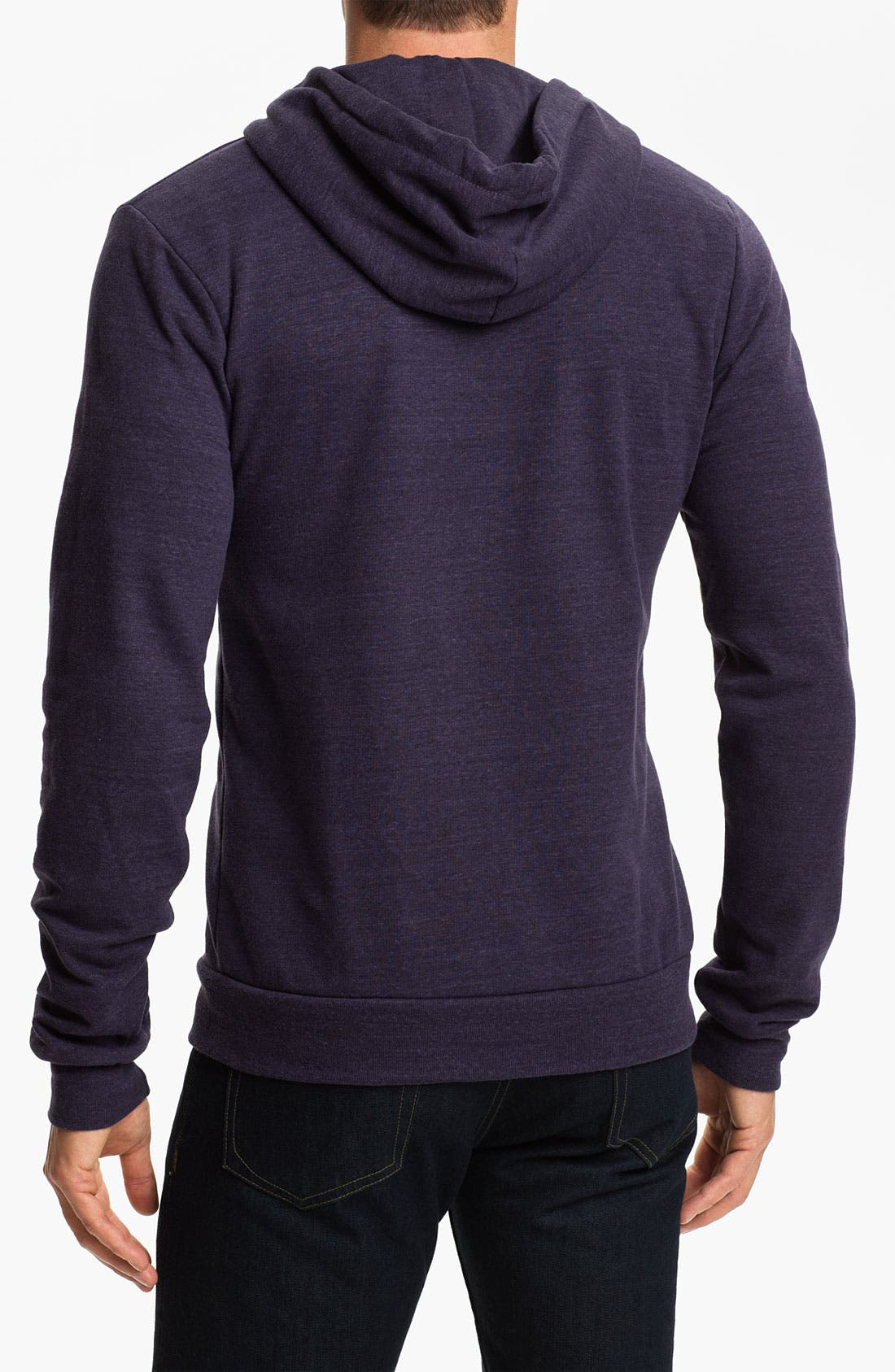 Threads for Thought Trim Fit Heathered Hoodie,                             Main thumbnail 14, color,