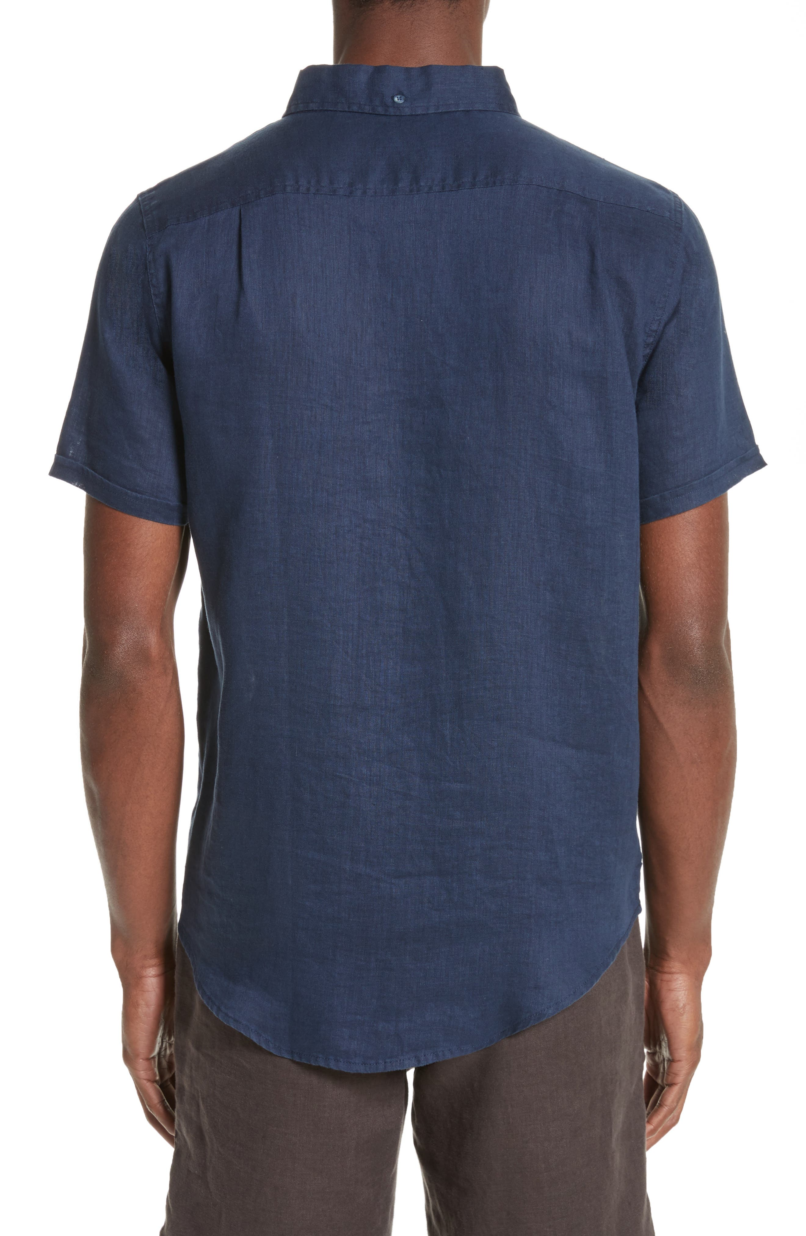 Jack Linen Sport Shirt,                             Alternate thumbnail 2, color,                             419