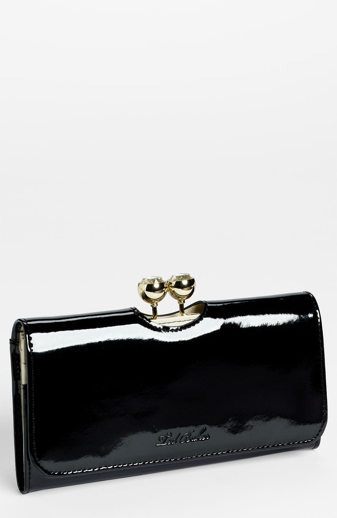 'Crystal Bobble' Matinee Wallet,                         Main,                         color,