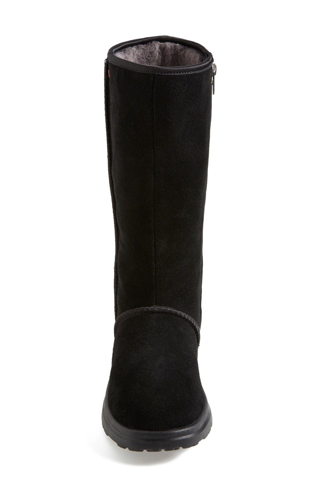 I Heart UGG<sup>™</sup> by UGG<sup>®</sup> Australia 'I Heart Kisses' Tall Boot,                             Alternate thumbnail 4, color,                             008