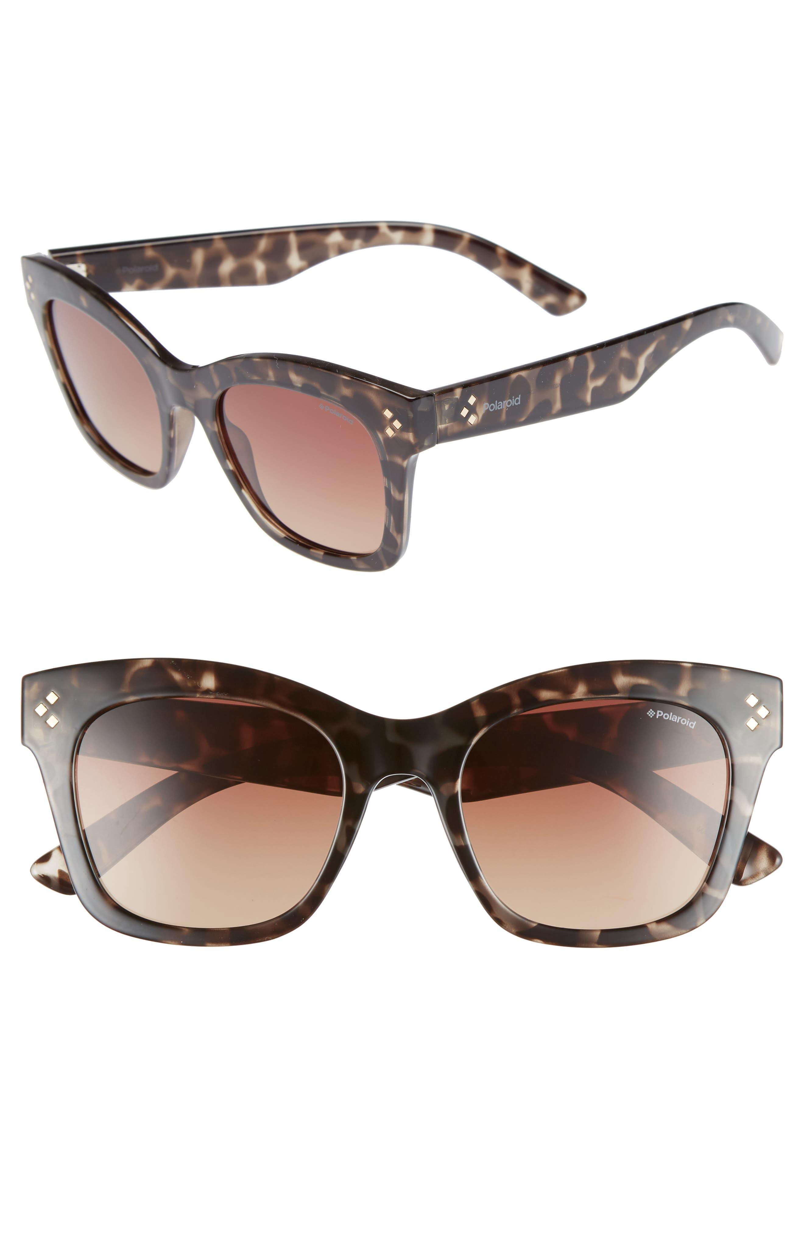 Core 51mm Polarized Sunglasses,                             Main thumbnail 2, color,