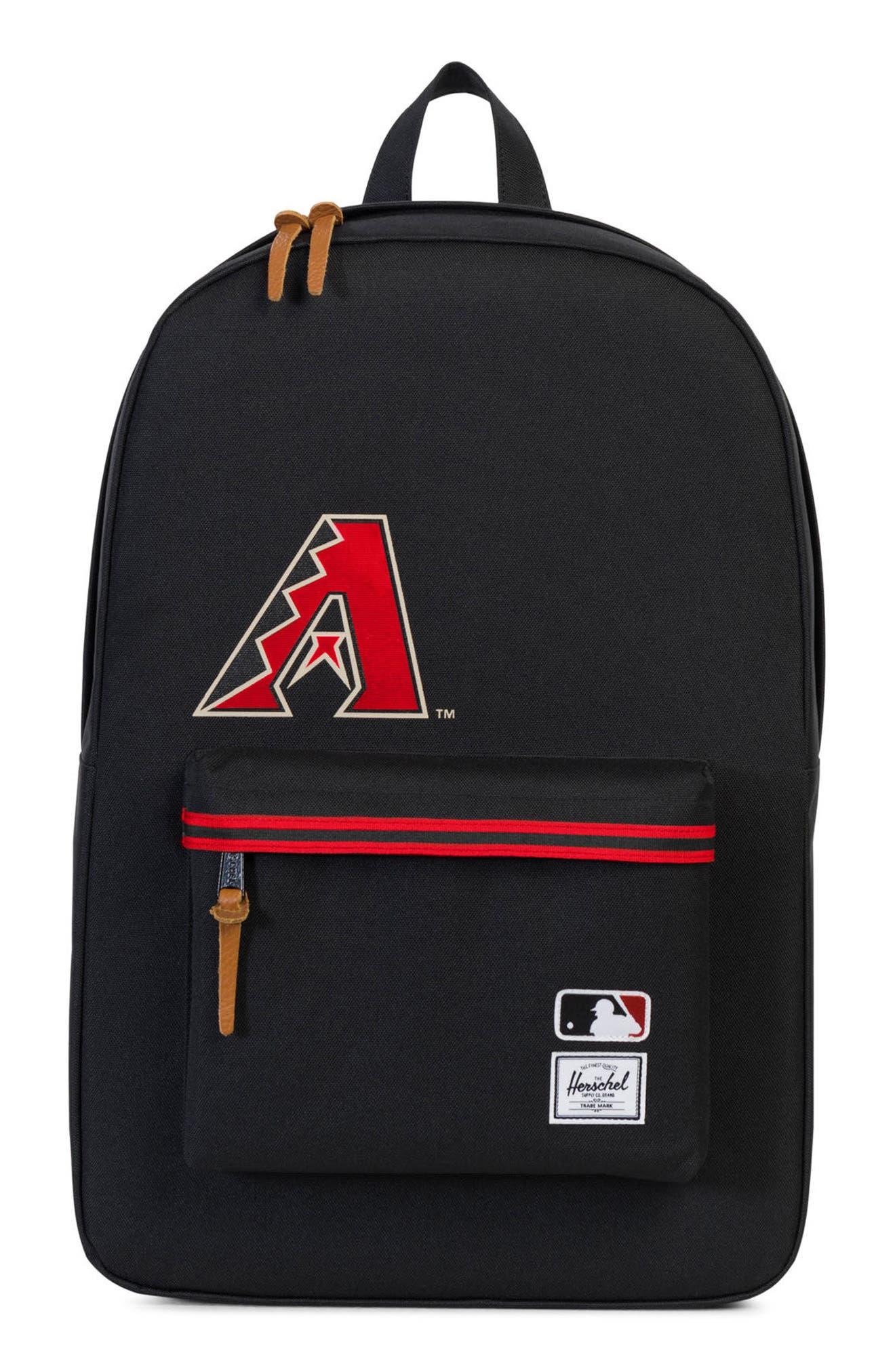 Heritage - MLB National League Backpack,                             Main thumbnail 1, color,                             001