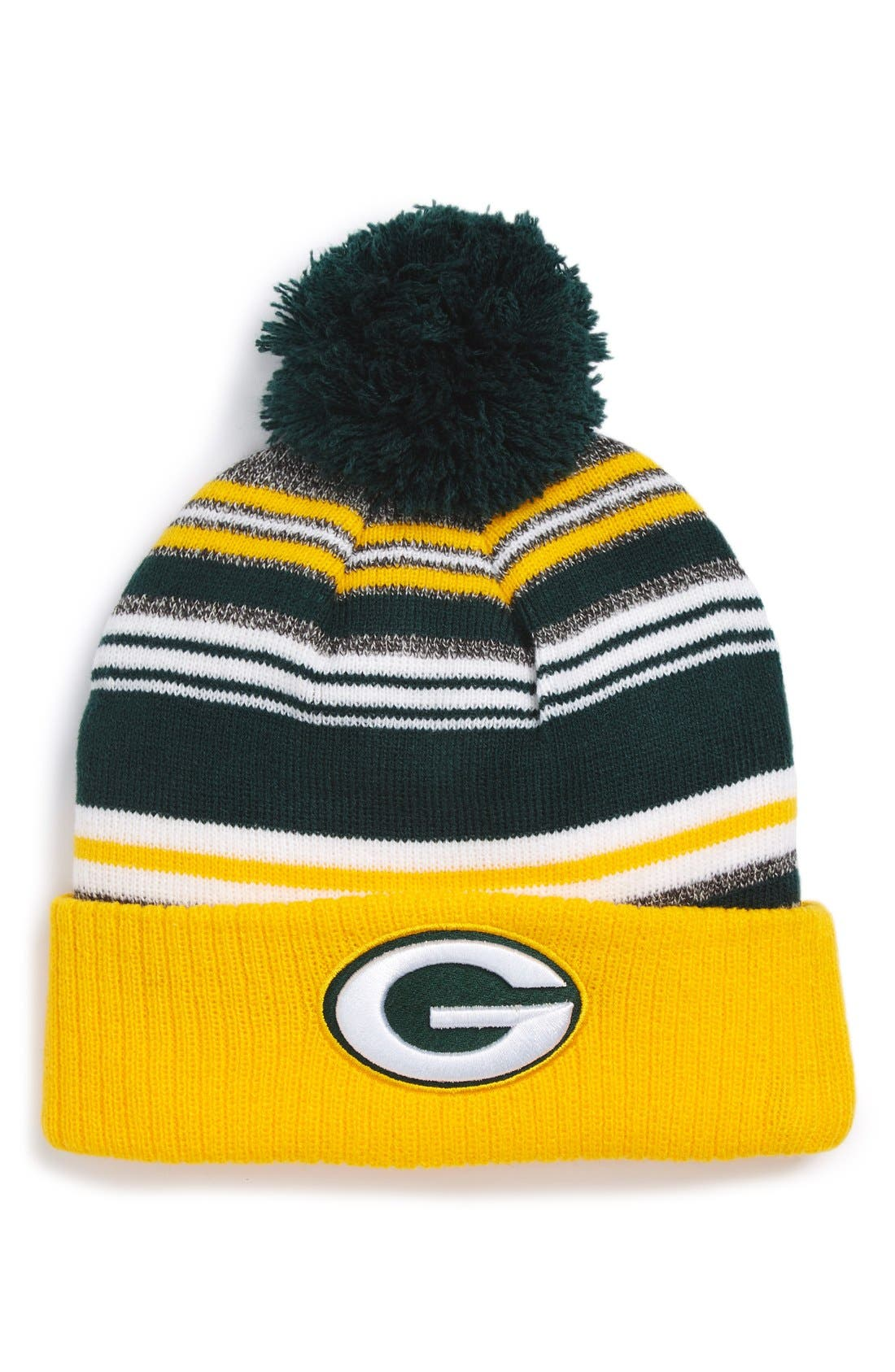 Criterion Legacy Green Bay Packers Hat, Main, color, 300