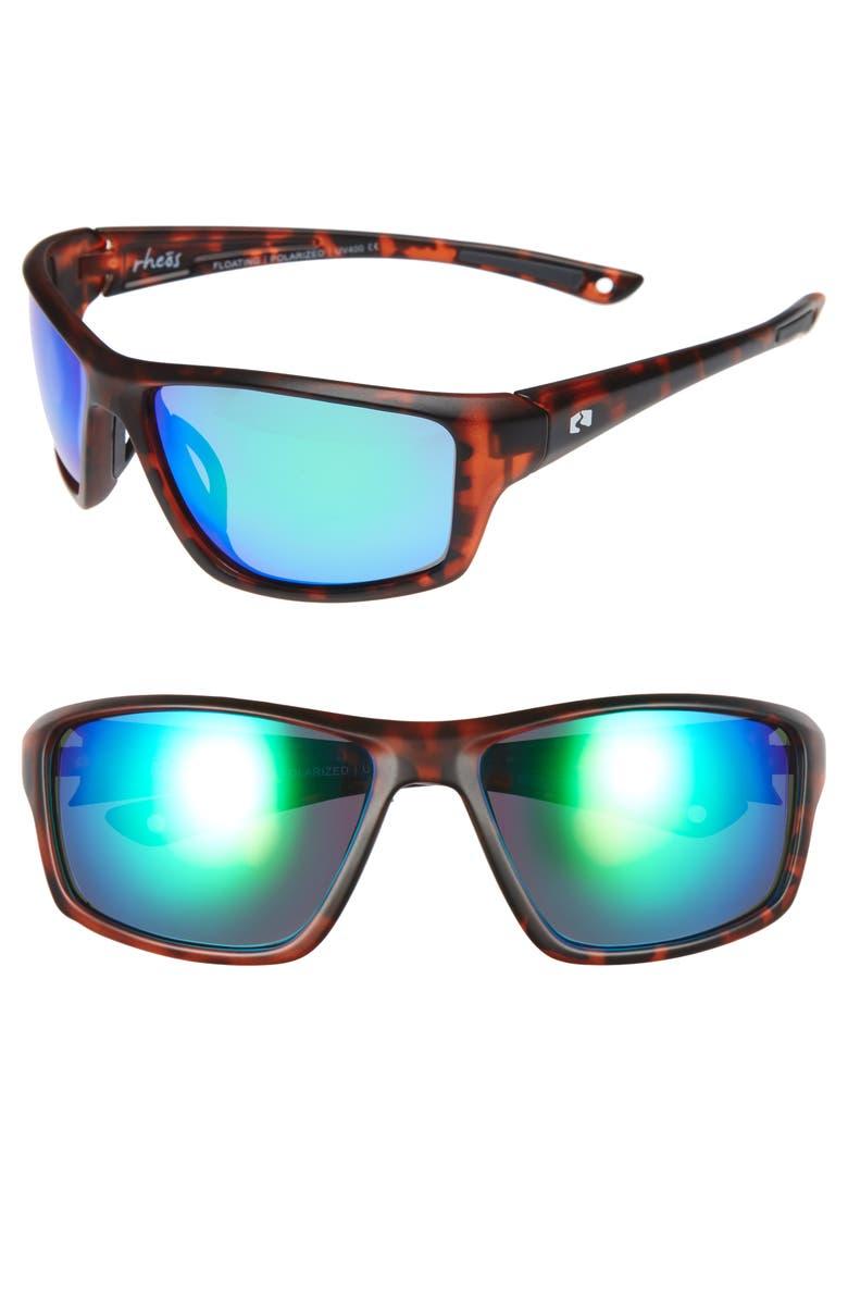 24b307af26b Rheos Eddies Floating 58mm Polarized Sunglasses