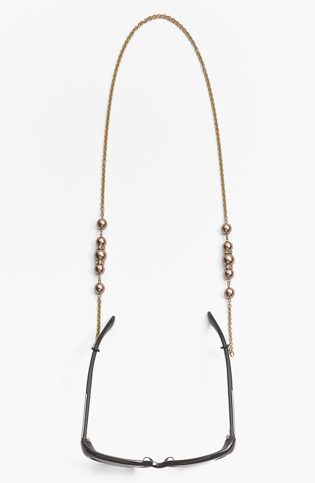 'Cadabra' Swarovski Crystal Eyeglass Chain,                             Alternate thumbnail 6, color,